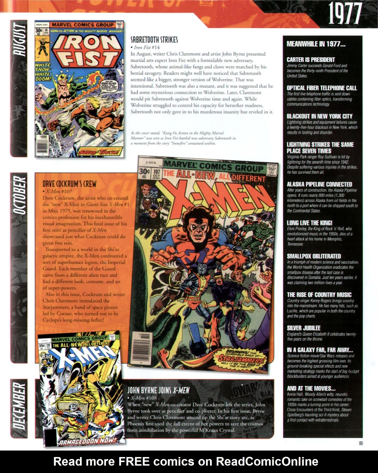Read online Marvel Chronicle comic -  Issue # TPB (Part 2) - 71