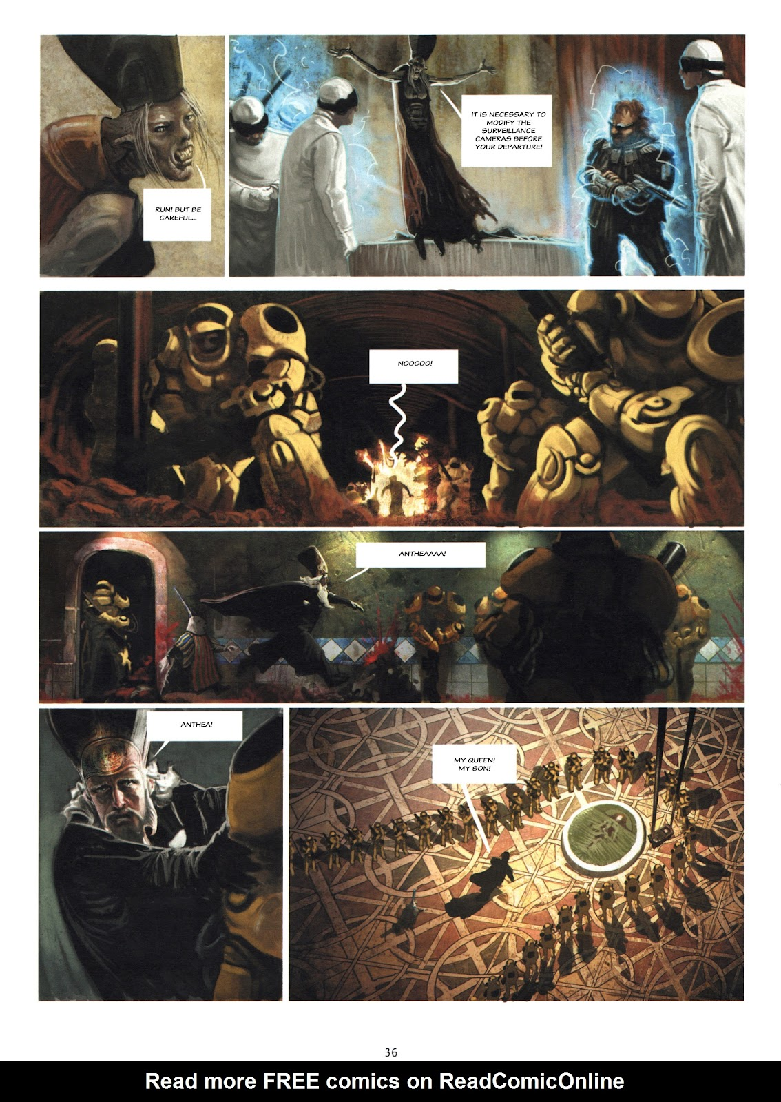 Showman Killer issue 1 - Page 36