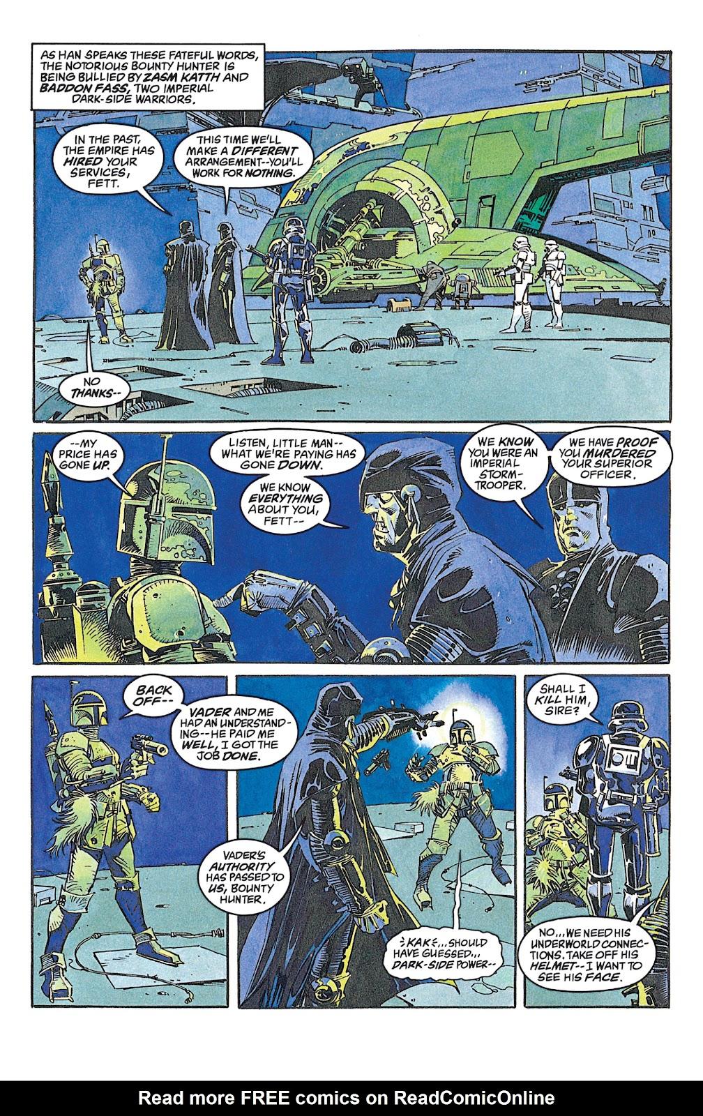Read online Star Wars: Dark Empire Trilogy comic -  Issue # TPB (Part 2) - 85