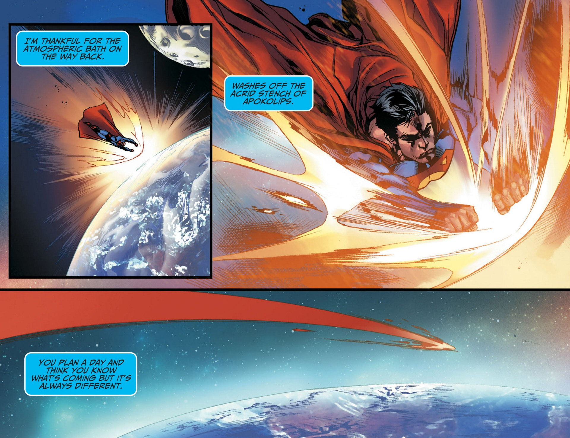 Read online Adventures of Superman [I] comic -  Issue #9 - 11