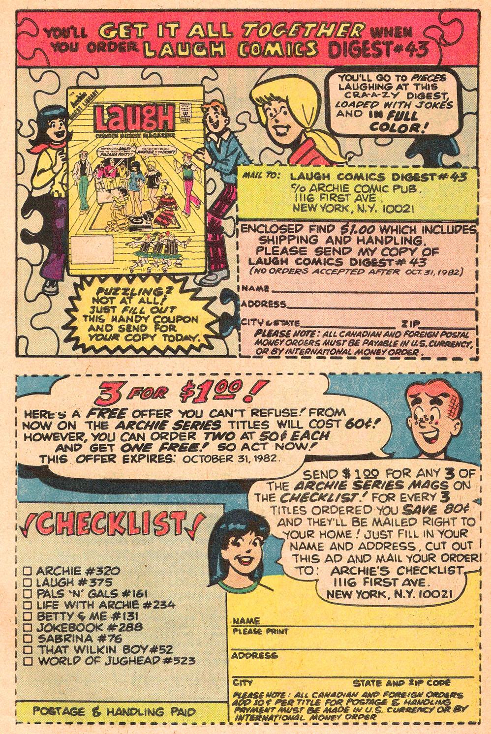 Read online She's Josie comic -  Issue #106 - 27