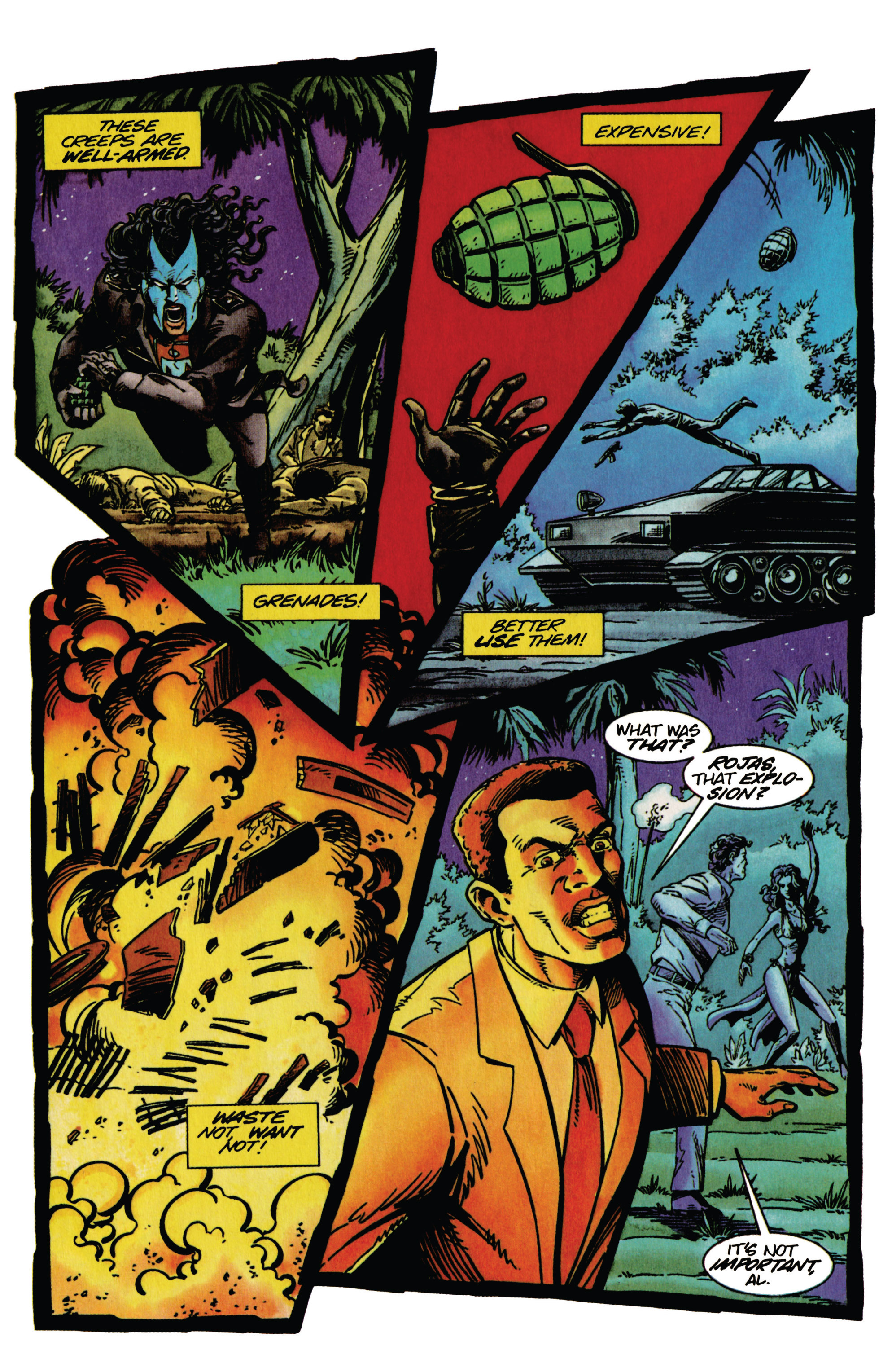 Read online Shadowman (1992) comic -  Issue #34 - 13