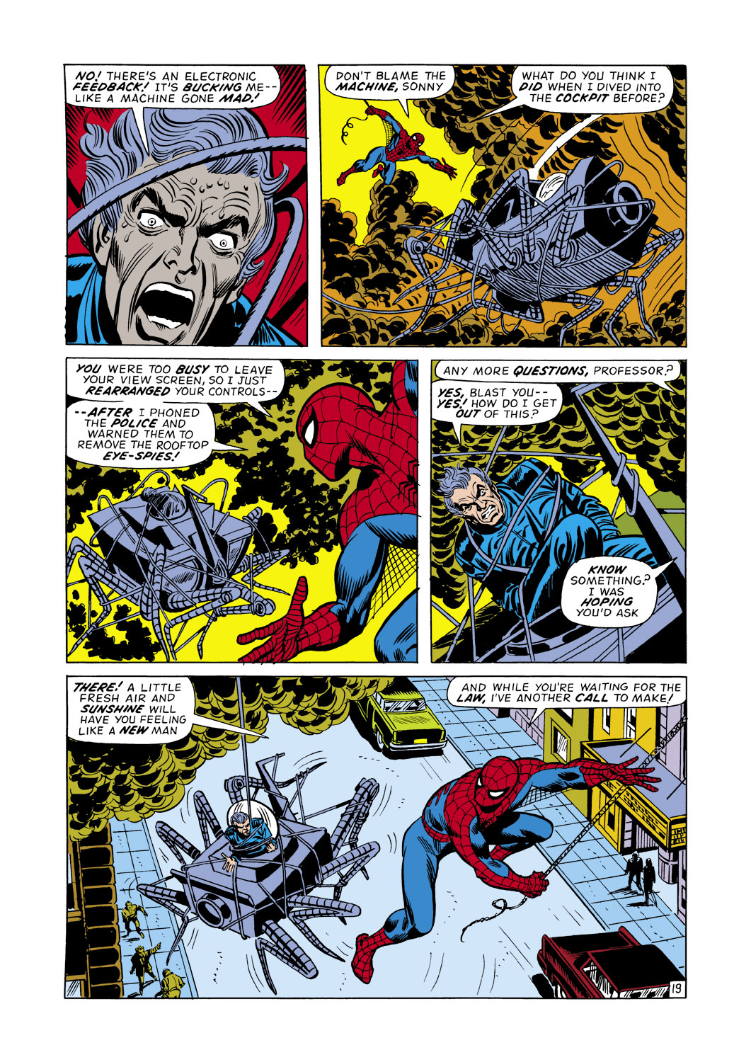 The Amazing Spider-Man (1963) 107 Page 19