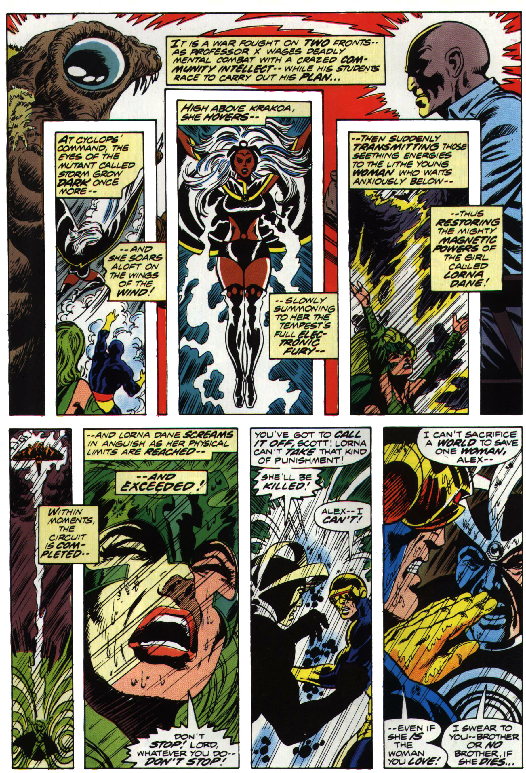 Read online Giant-Size X-Men comic -  Issue #1 - 33