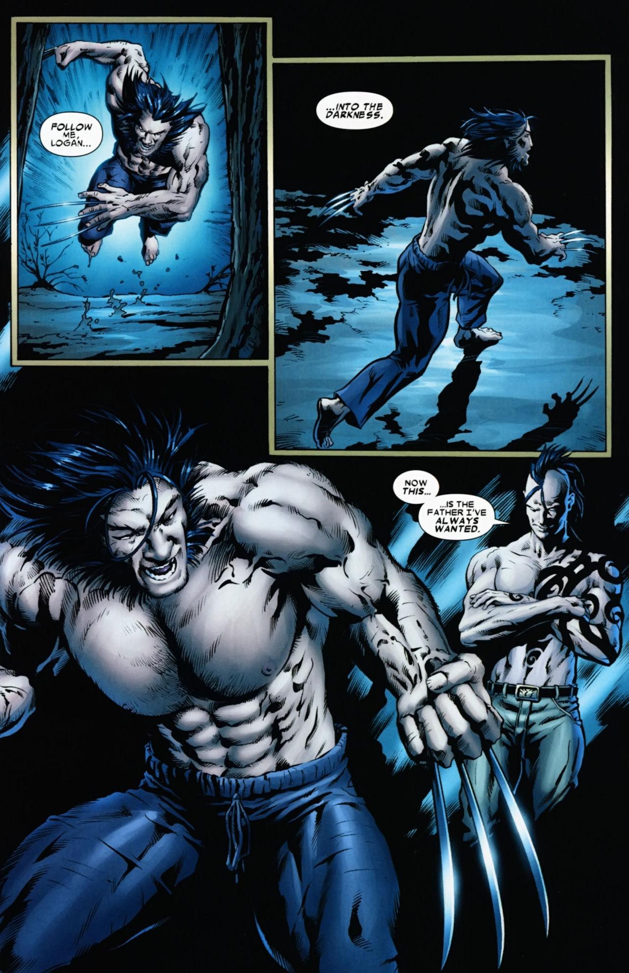 Read online Wolverine: Origins comic -  Issue #49 - 21