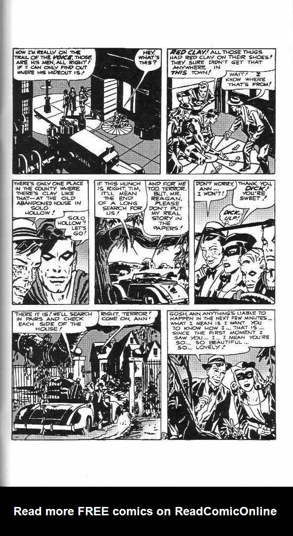 Read online Men of Mystery Comics comic -  Issue #48 - 47