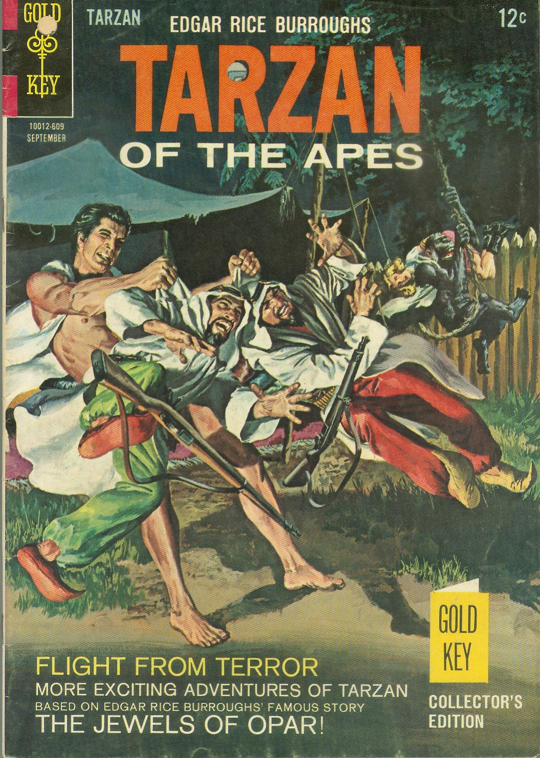 Tarzan (1962) issue 160 - Page 1