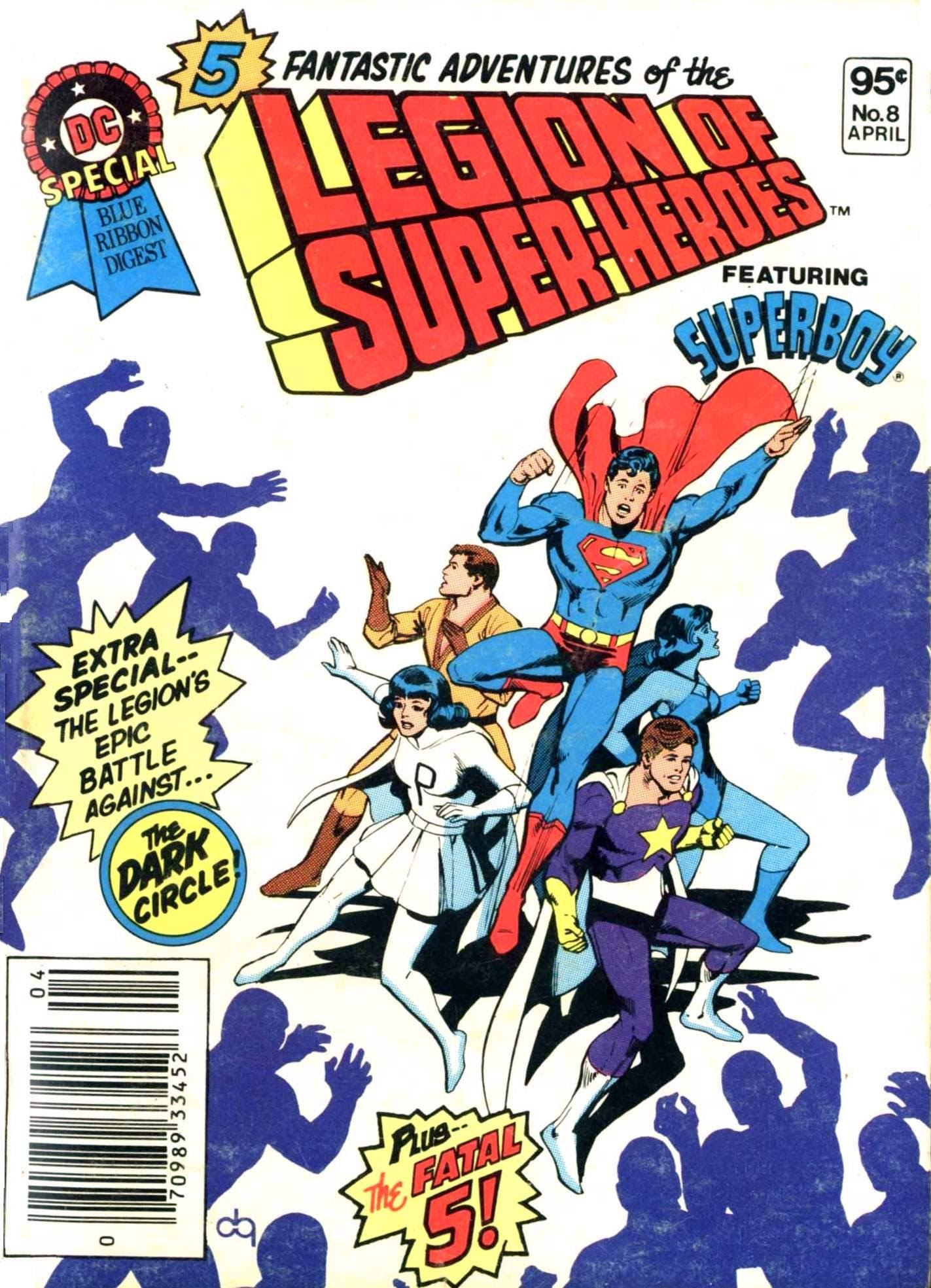 DC Special Blue Ribbon Digest 8 Page 1