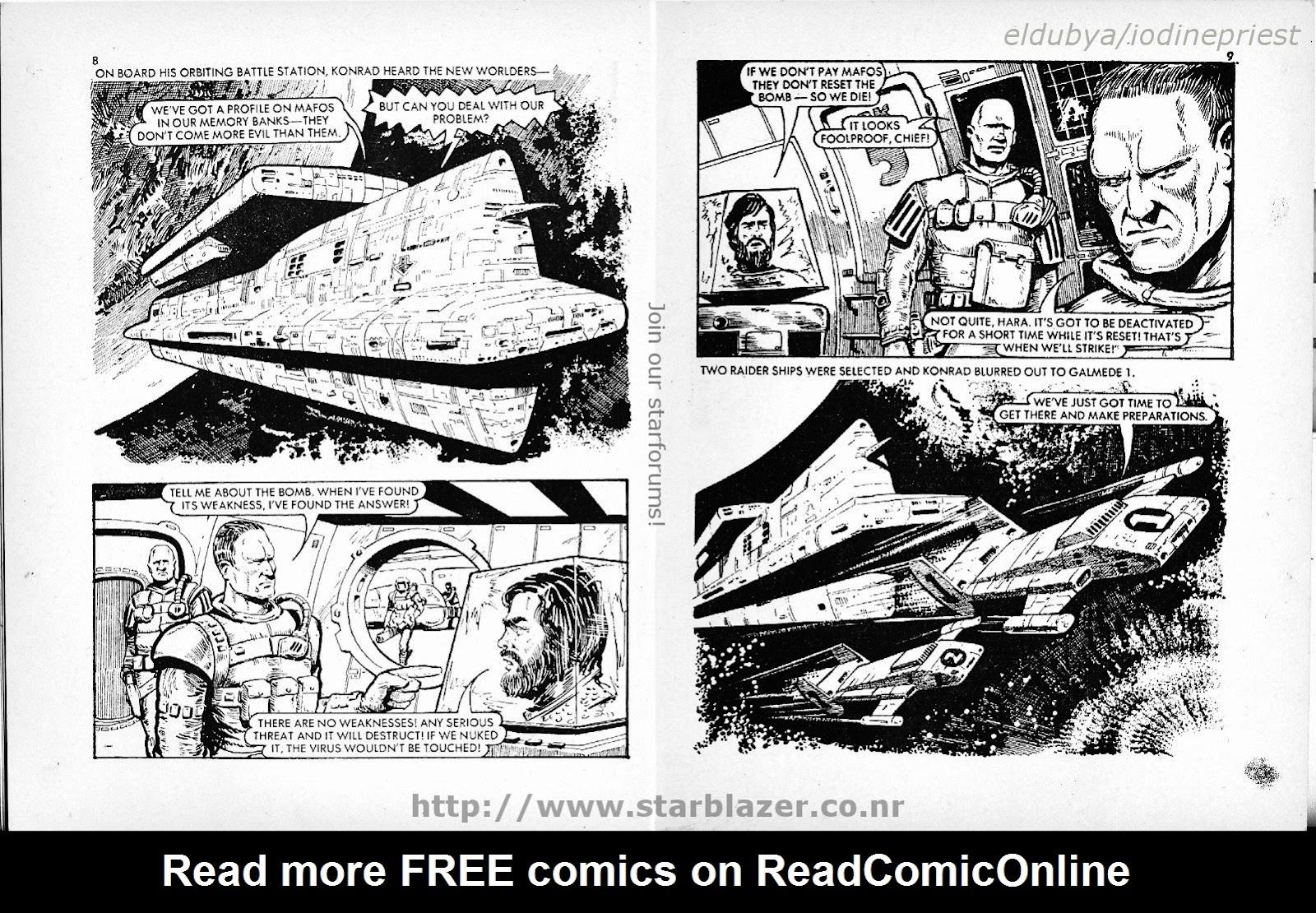 Starblazer issue 119 - Page 6