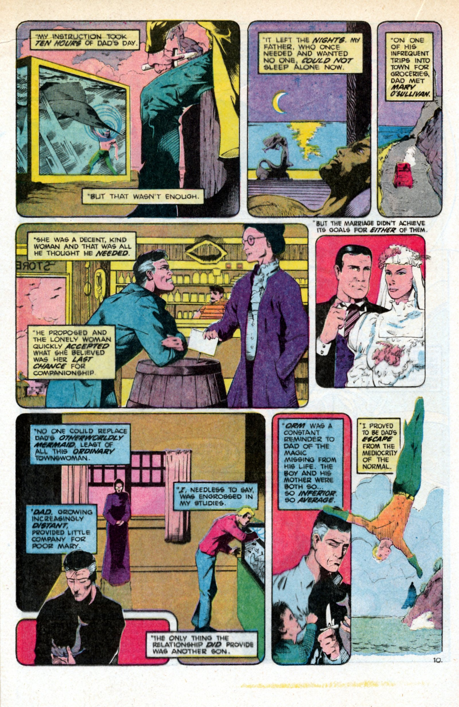 Read online Aquaman (1986) comic -  Issue #3 - 16