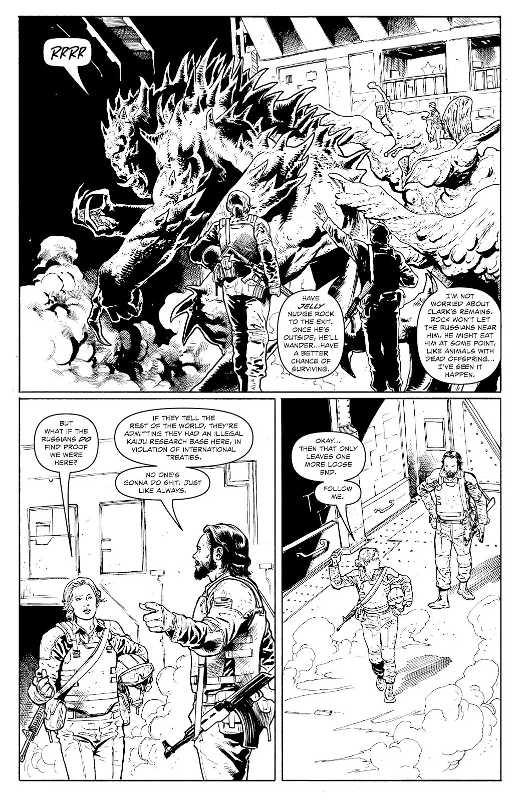 Read online Alan Moore's Cinema Purgatorio comic -  Issue #17 - 46