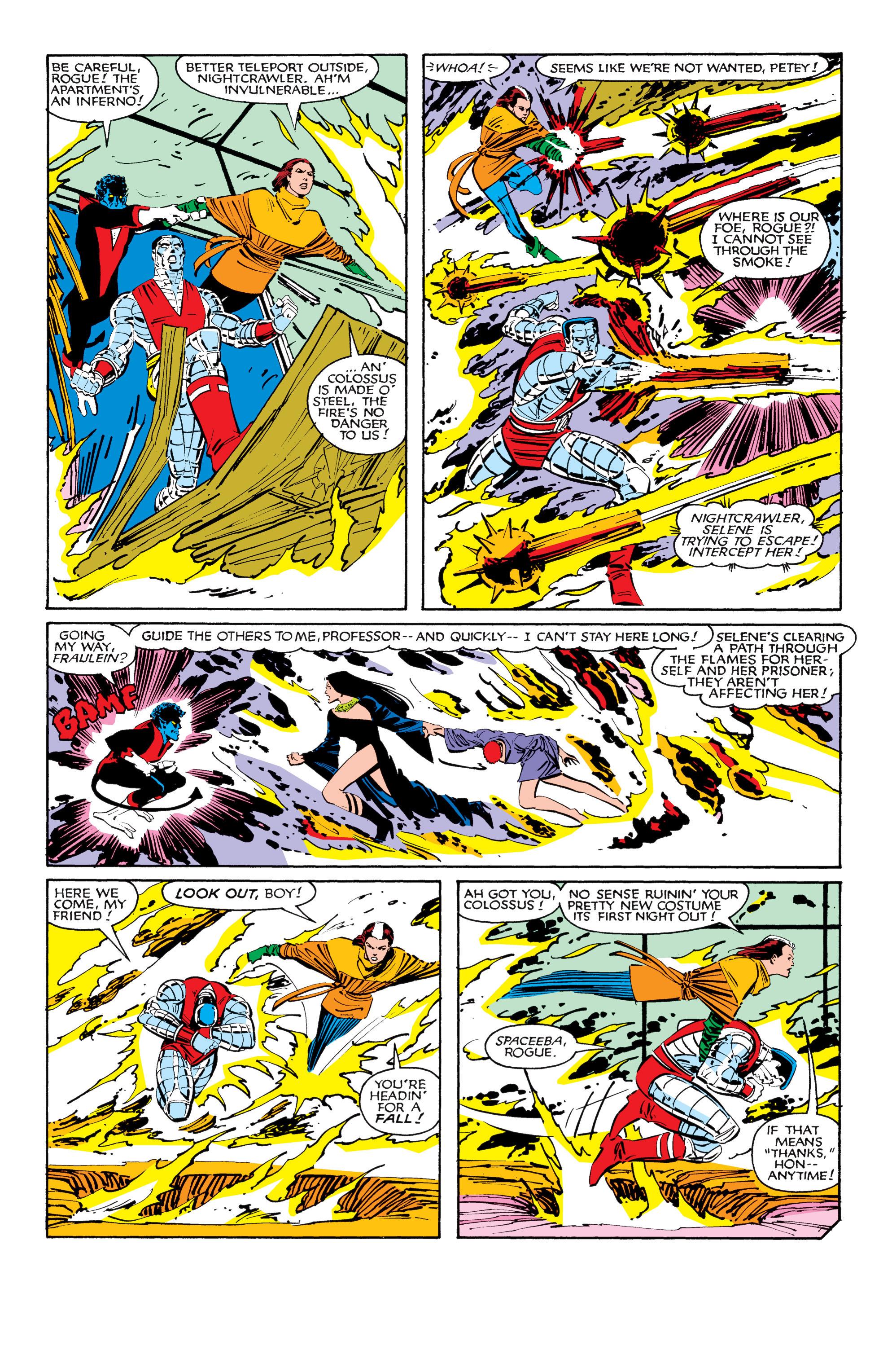 Read online Uncanny X-Men (1963) comic -  Issue #184 - 19
