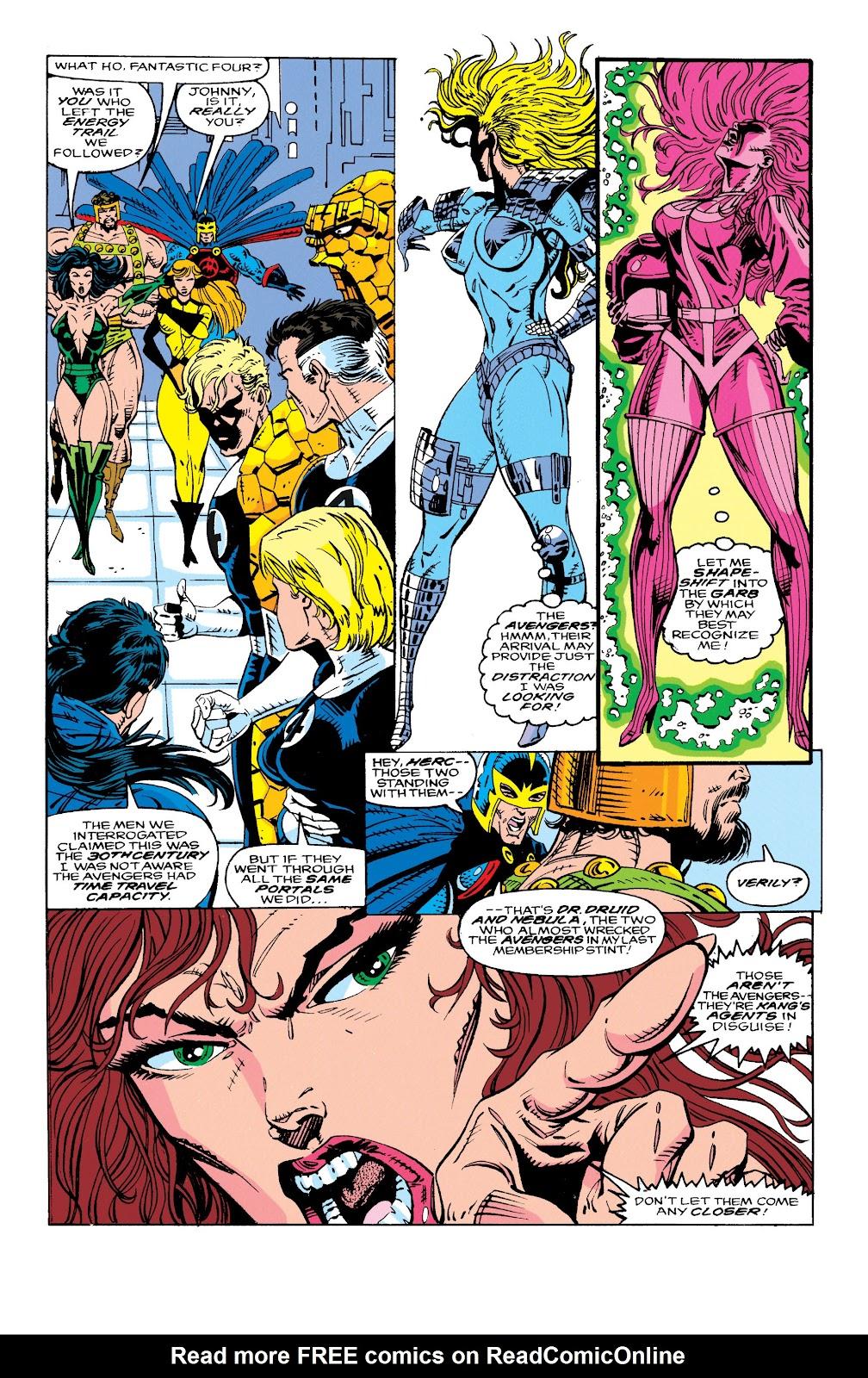 Read online Avengers: Citizen Kang comic -  Issue # TPB (Part 2) - 33