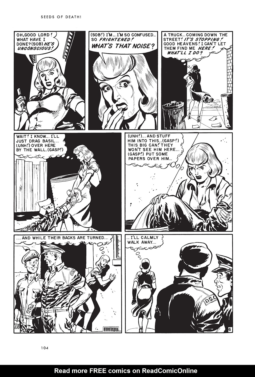 Read online Voodoo Vengeance and Other Stories comic -  Issue # TPB (Part 2) - 22