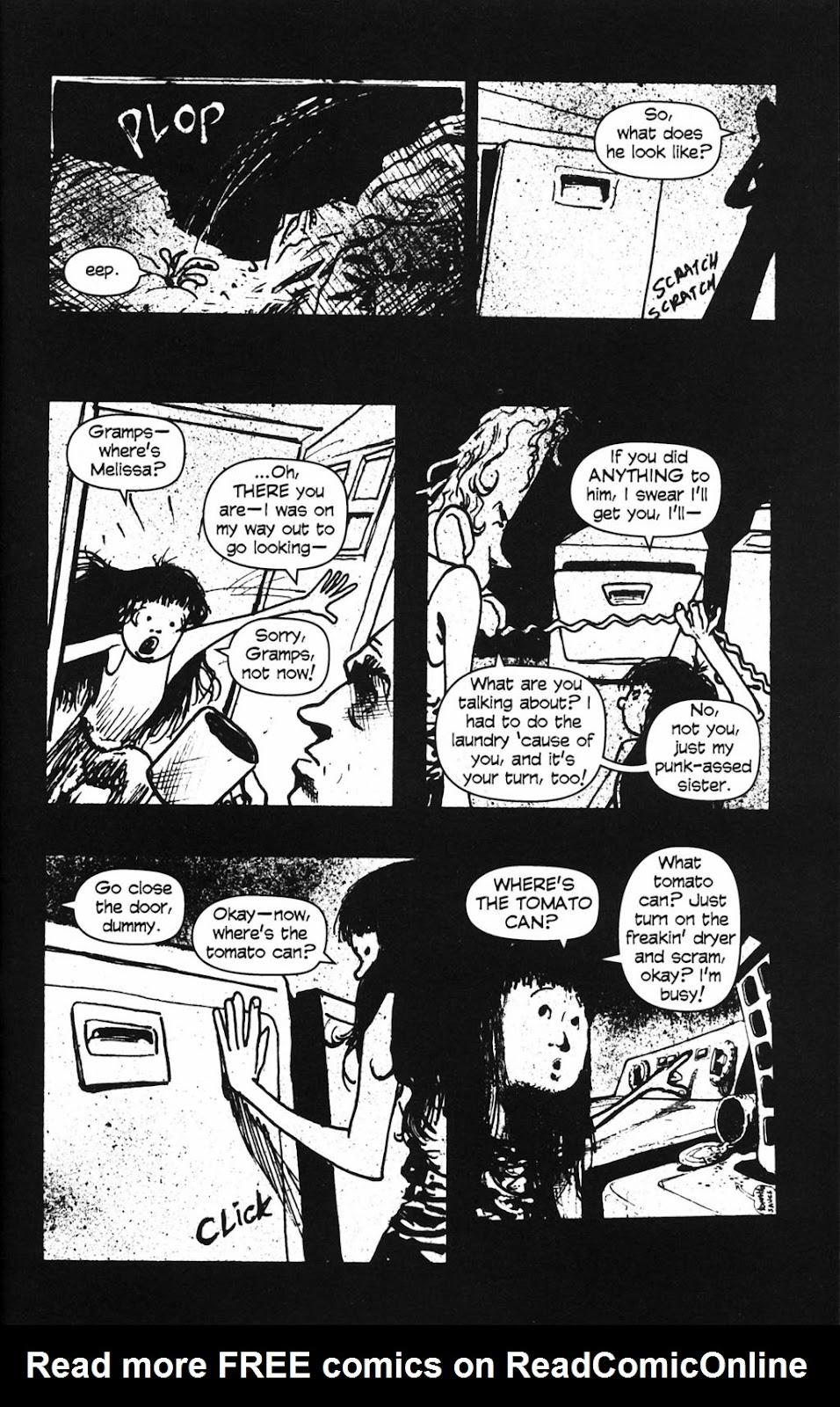 Read online Ojo comic -  Issue #3 - 25