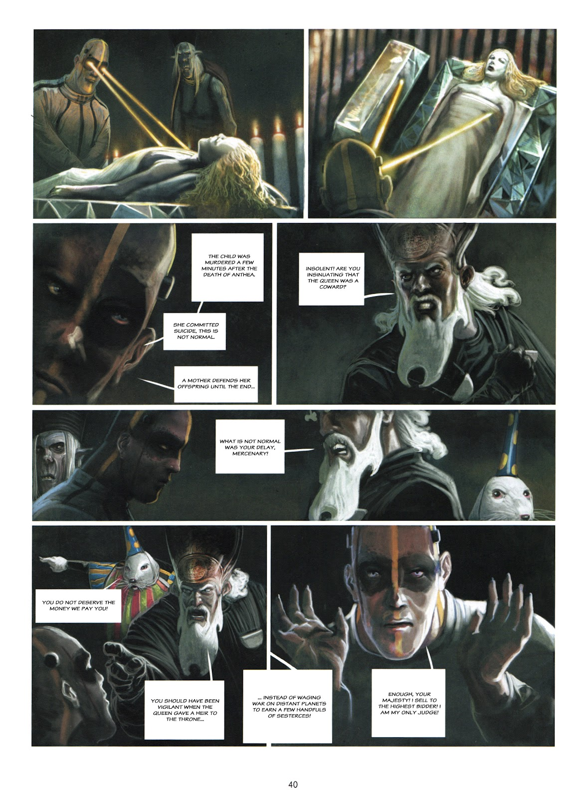 Showman Killer issue 1 - Page 40