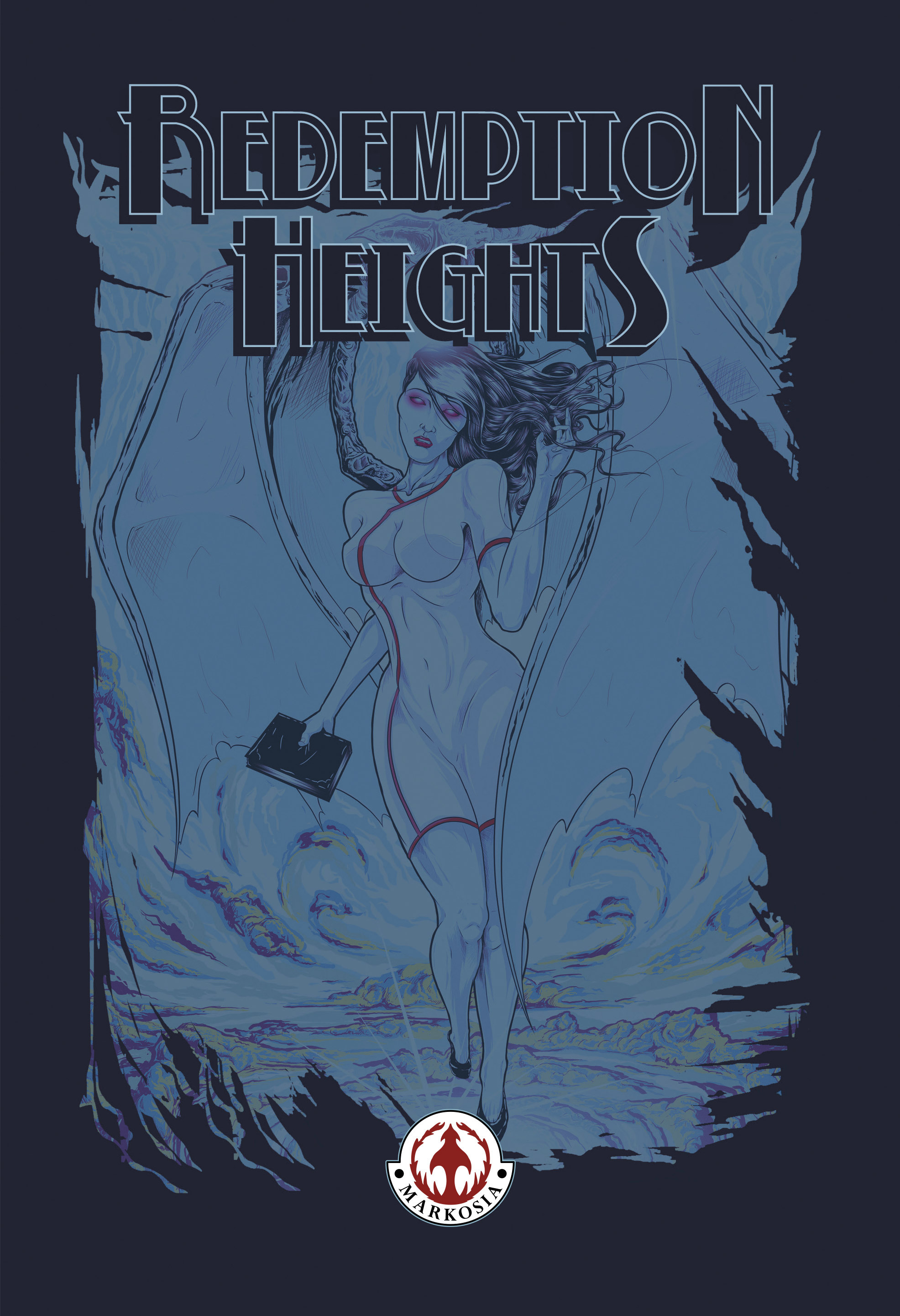 Read online Redemption Heights comic -  Issue # Full - 2