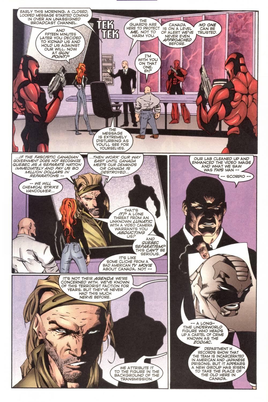 Read online Alpha Flight (1997) comic -  Issue #1 - 15