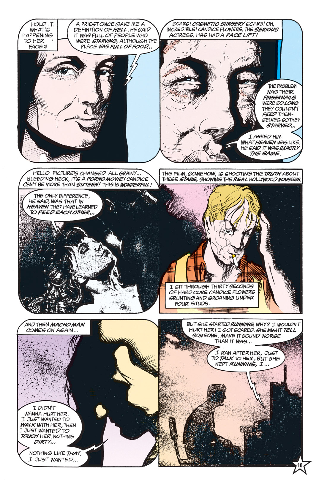 Read online Shade, the Changing Man comic -  Issue #5 - 12