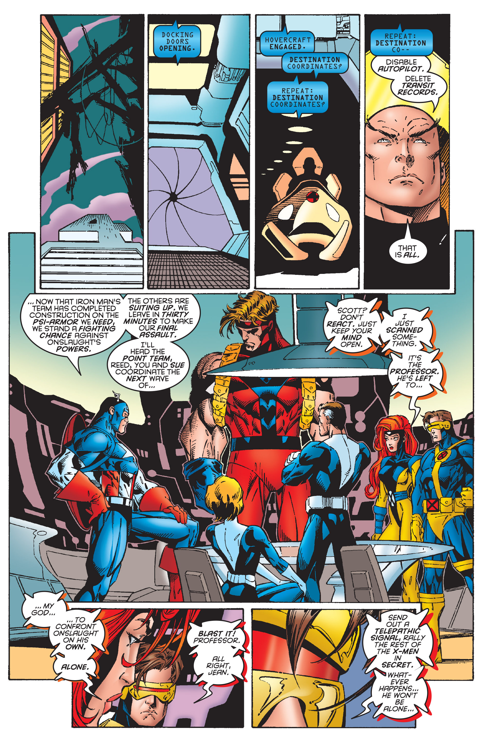 X-Men (1991) 56 Page 18