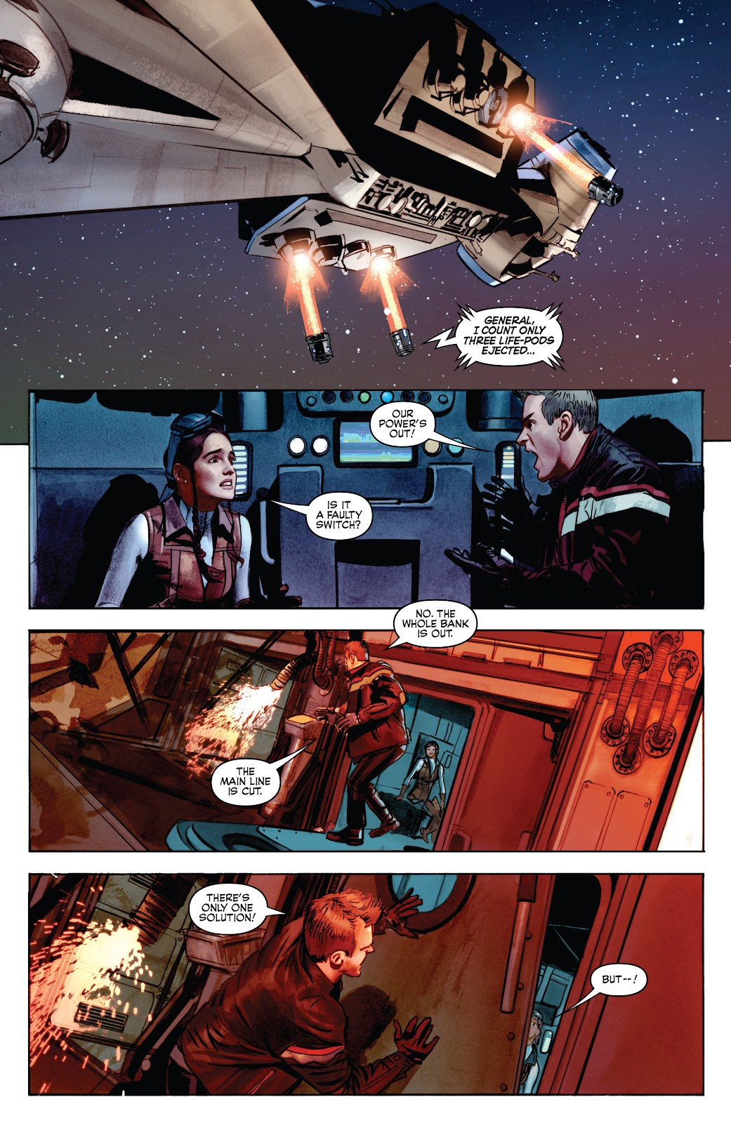 Read online Star Wars Legends: Infinities - Epic Collection comic -  Issue # TPB (Part 5) - 26