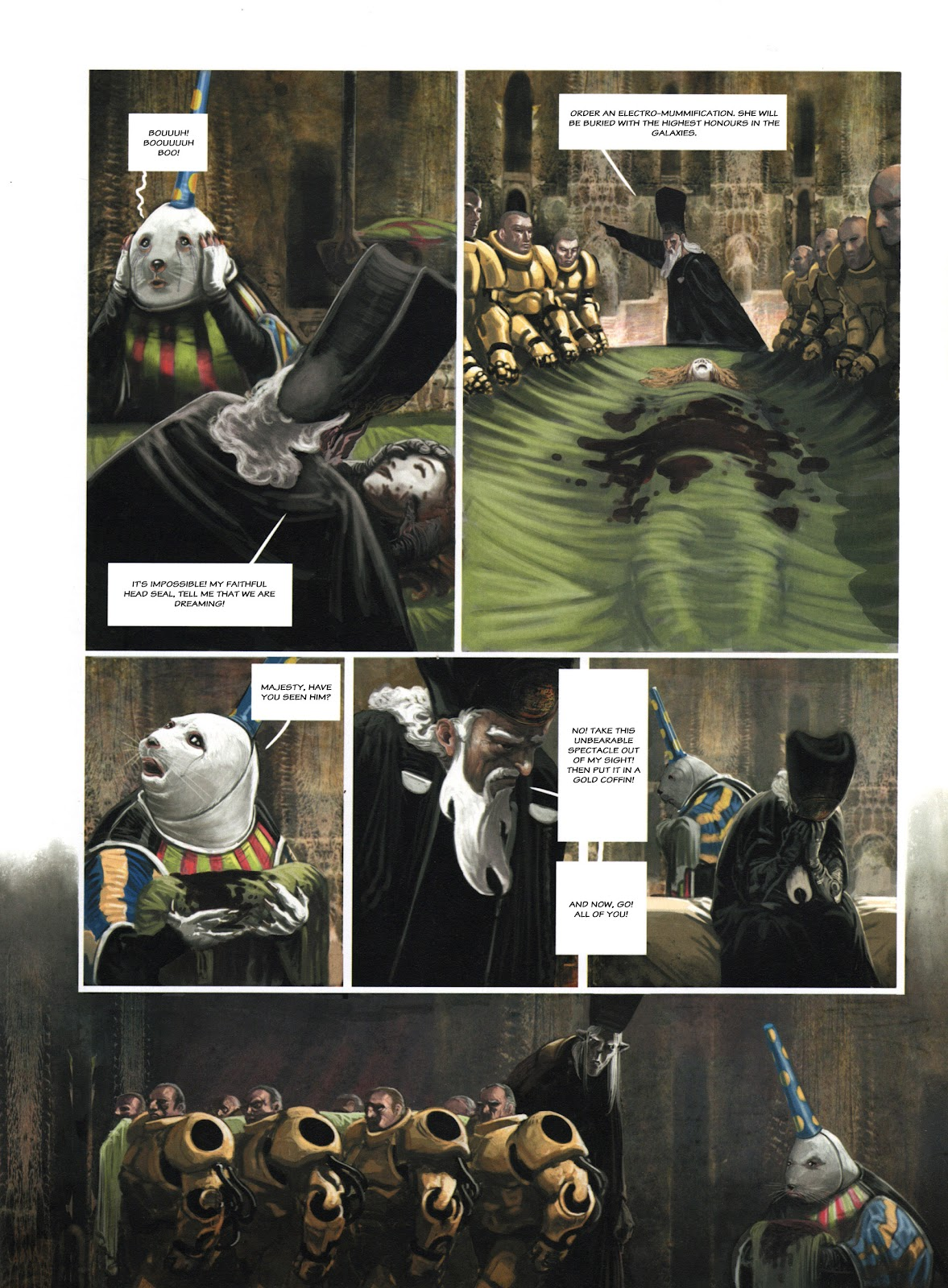 Showman Killer issue 1 - Page 37
