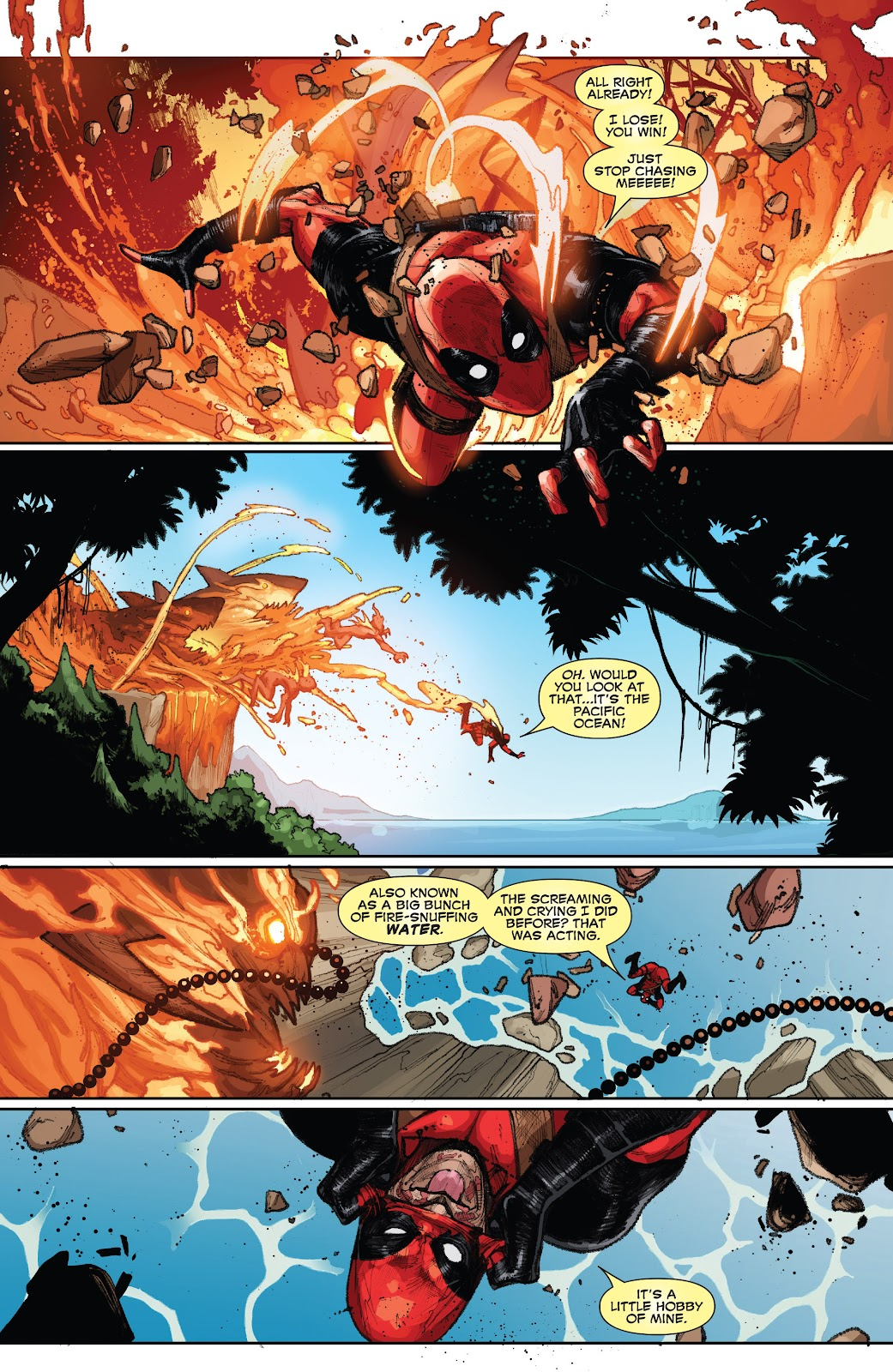 Read online War of the Realms Strikeforce: The War Avengers comic -  Issue # Full - 5