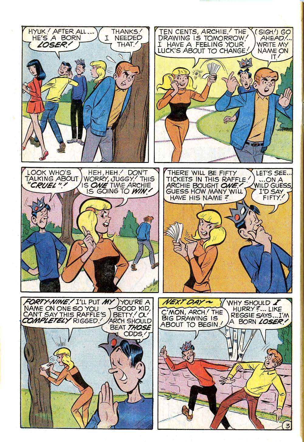 Read online Archie (1960) comic -  Issue #204 - 30