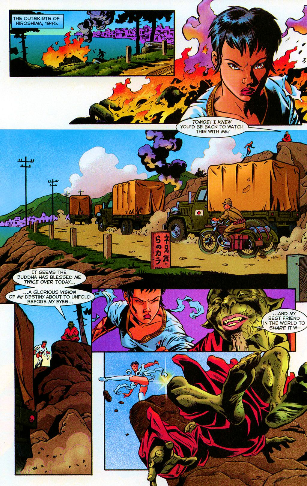 Read online Shi: The Series comic -  Issue #2 - 16
