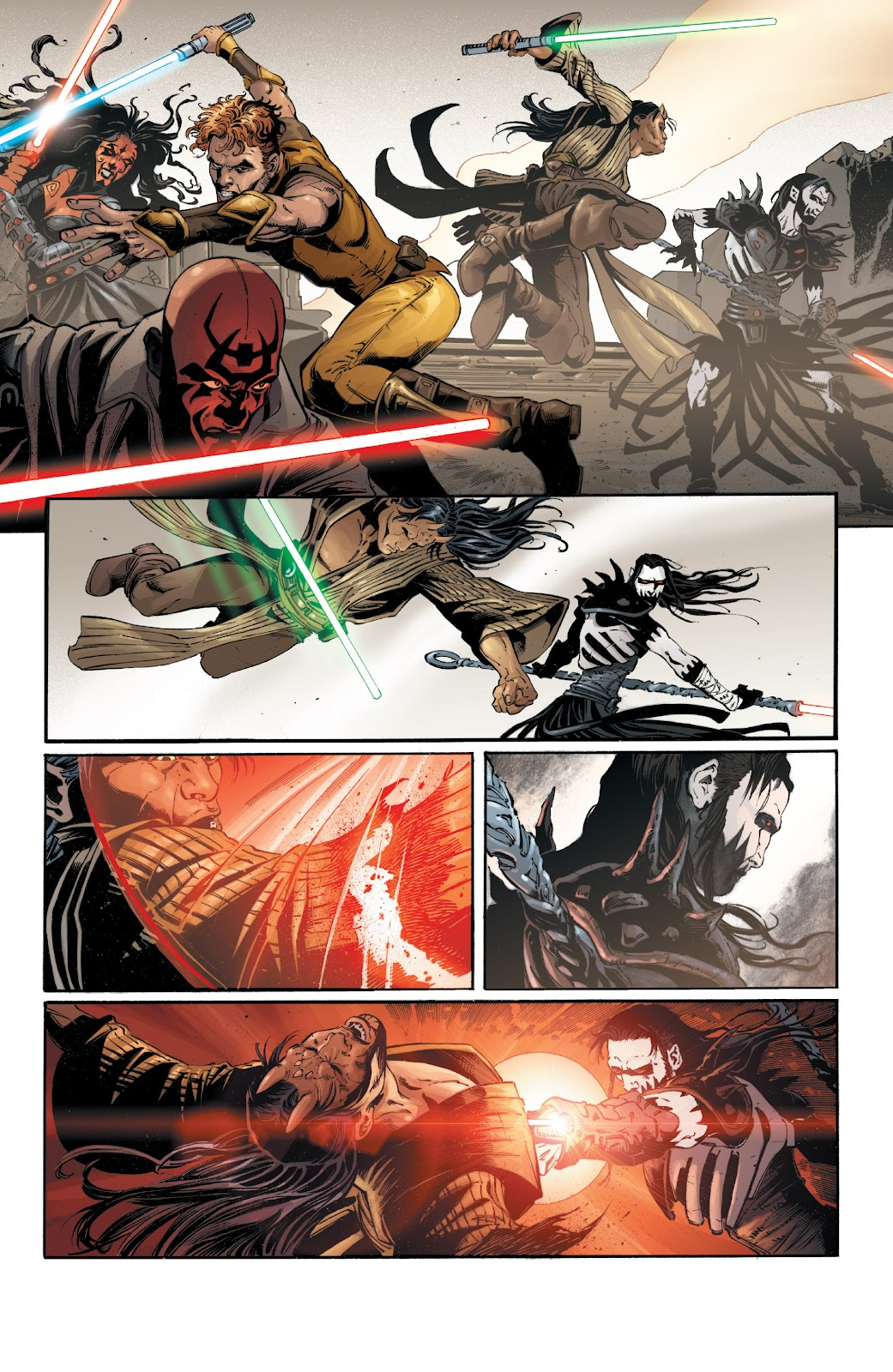 Read online Star Wars Legends: Legacy - Epic Collection comic -  Issue # TPB 1 (Part 1) - 10