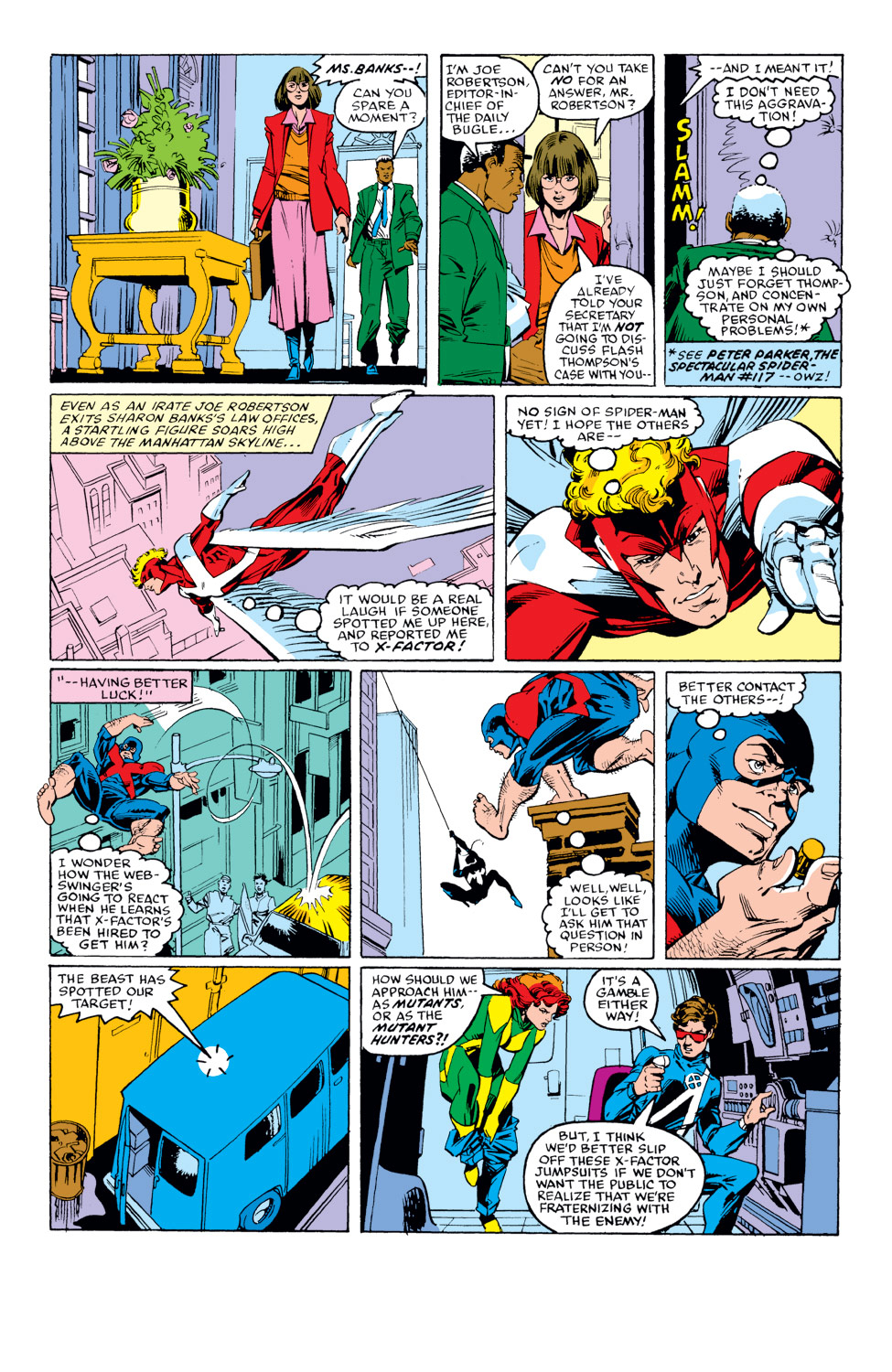 The Amazing Spider-Man (1963) 282 Page 13