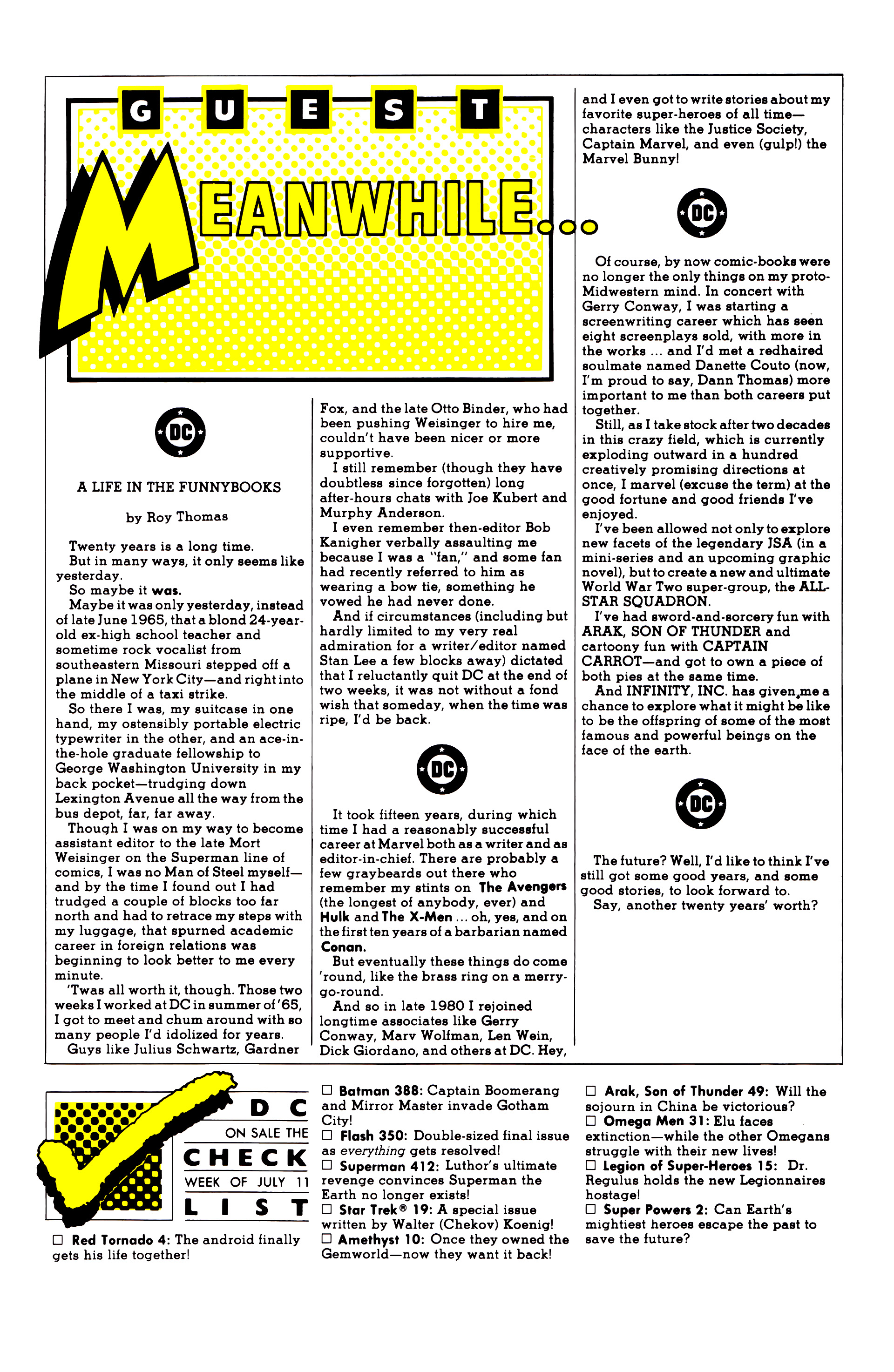 Legion of Super-Heroes (1984) 15 Page 27