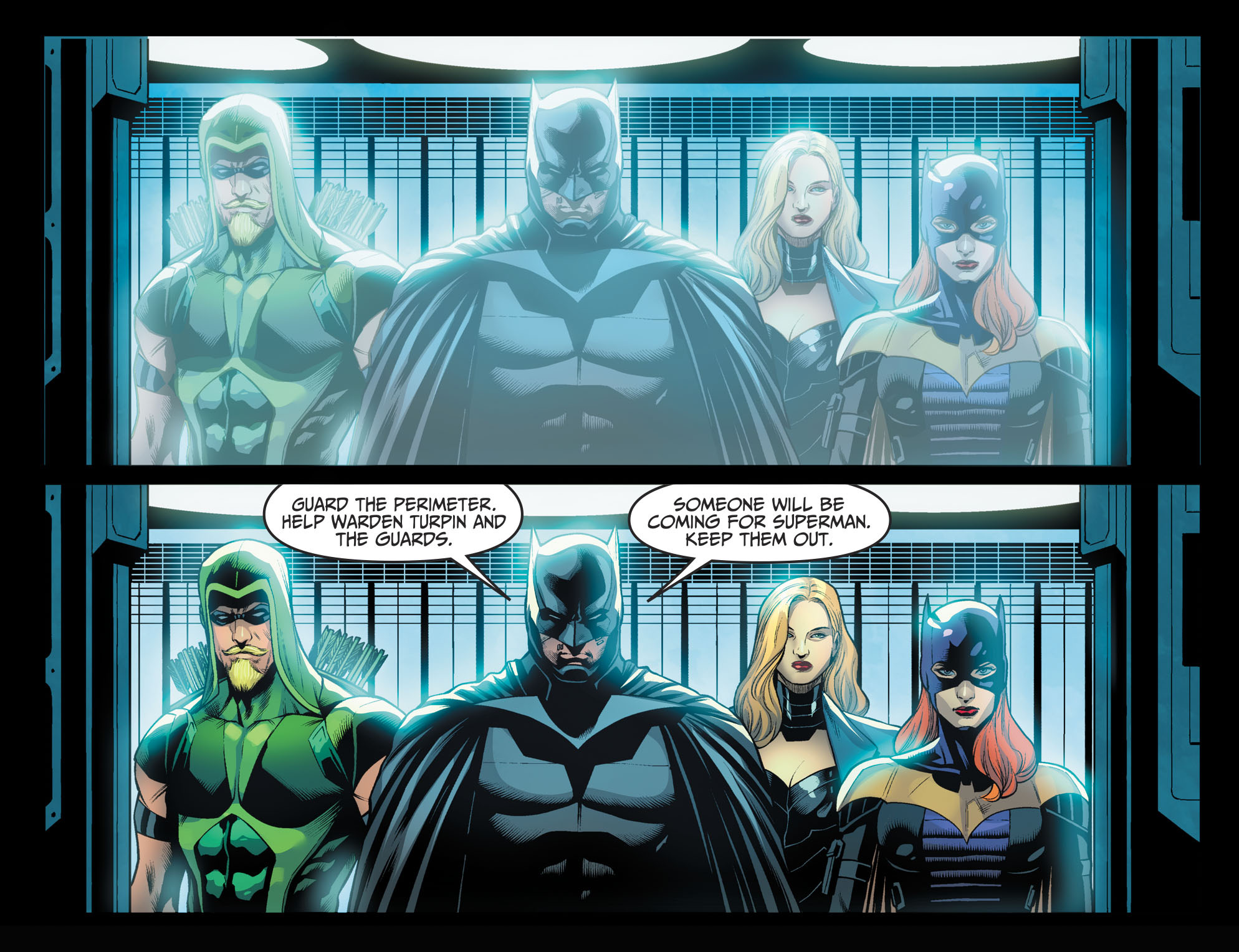 Read online Injustice 2 comic -  Issue #5 - 10