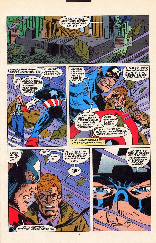 Read online Secret Defenders comic -  Issue #7 - 4