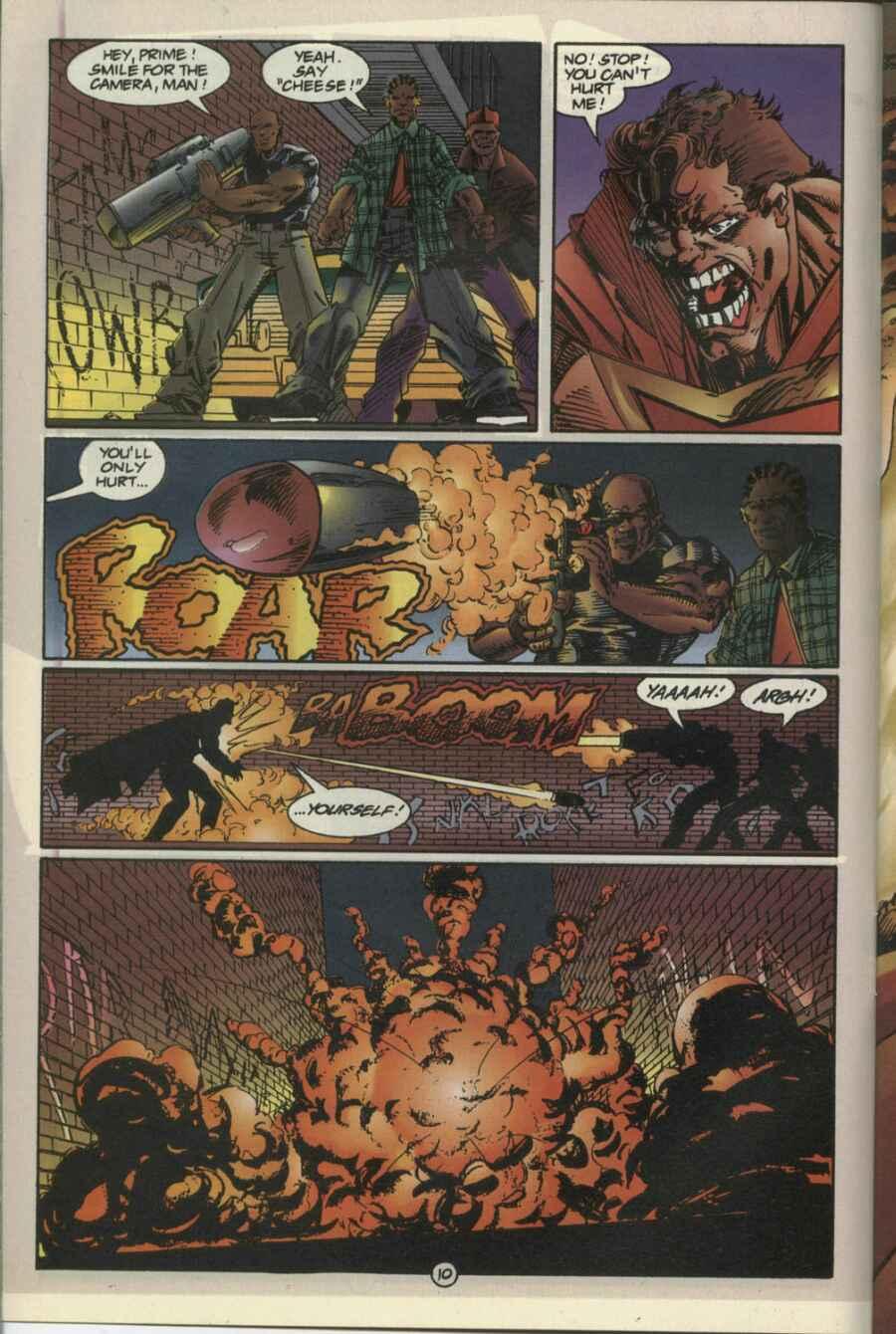Read online Ultraverse Premiere comic -  Issue #4 - 10
