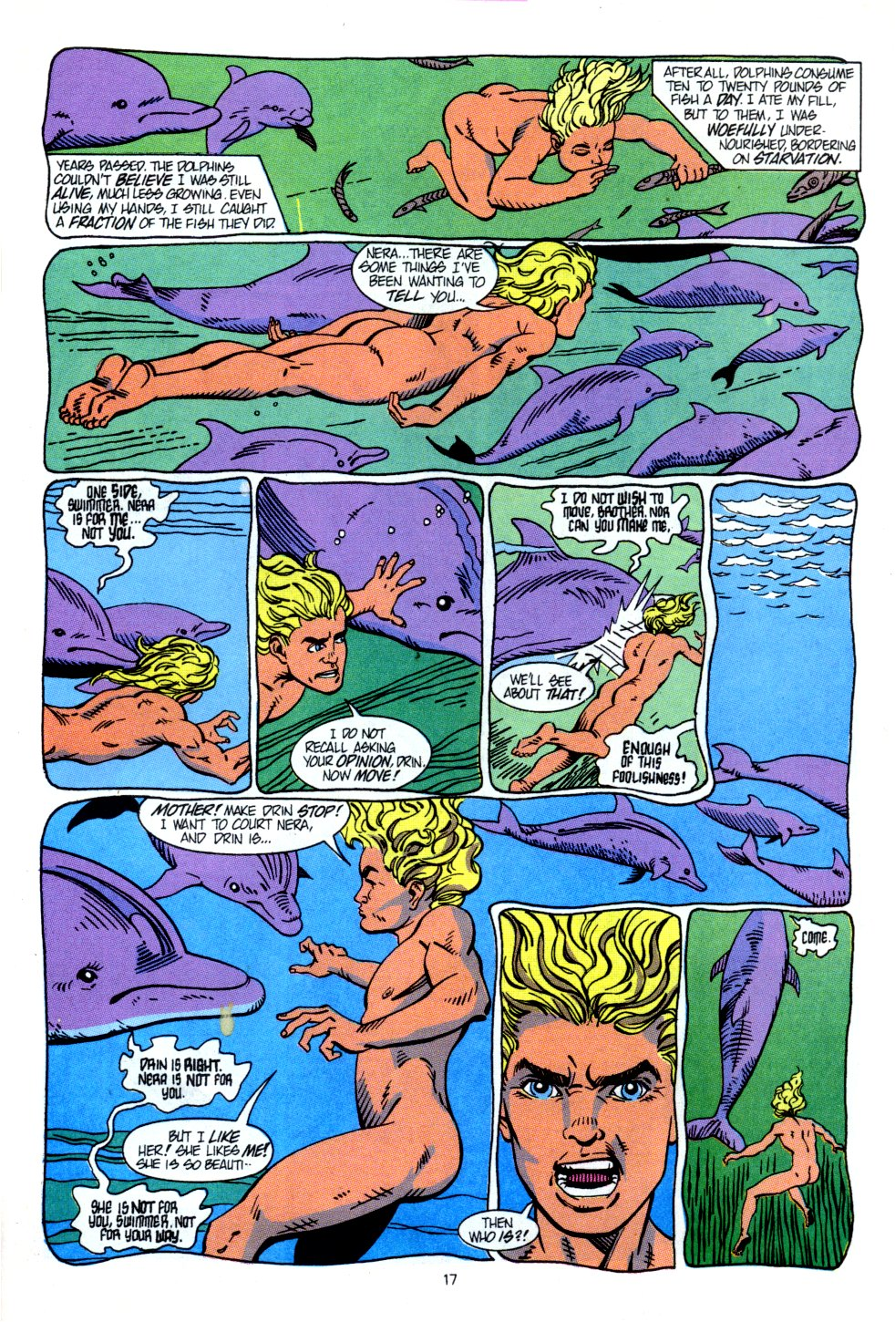 Read online Aquaman: Time and Tide comic -  Issue #2 - 18