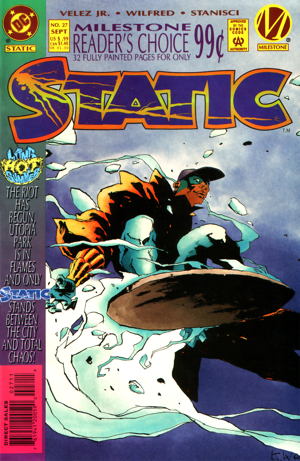 Static issue 27 - Page 1
