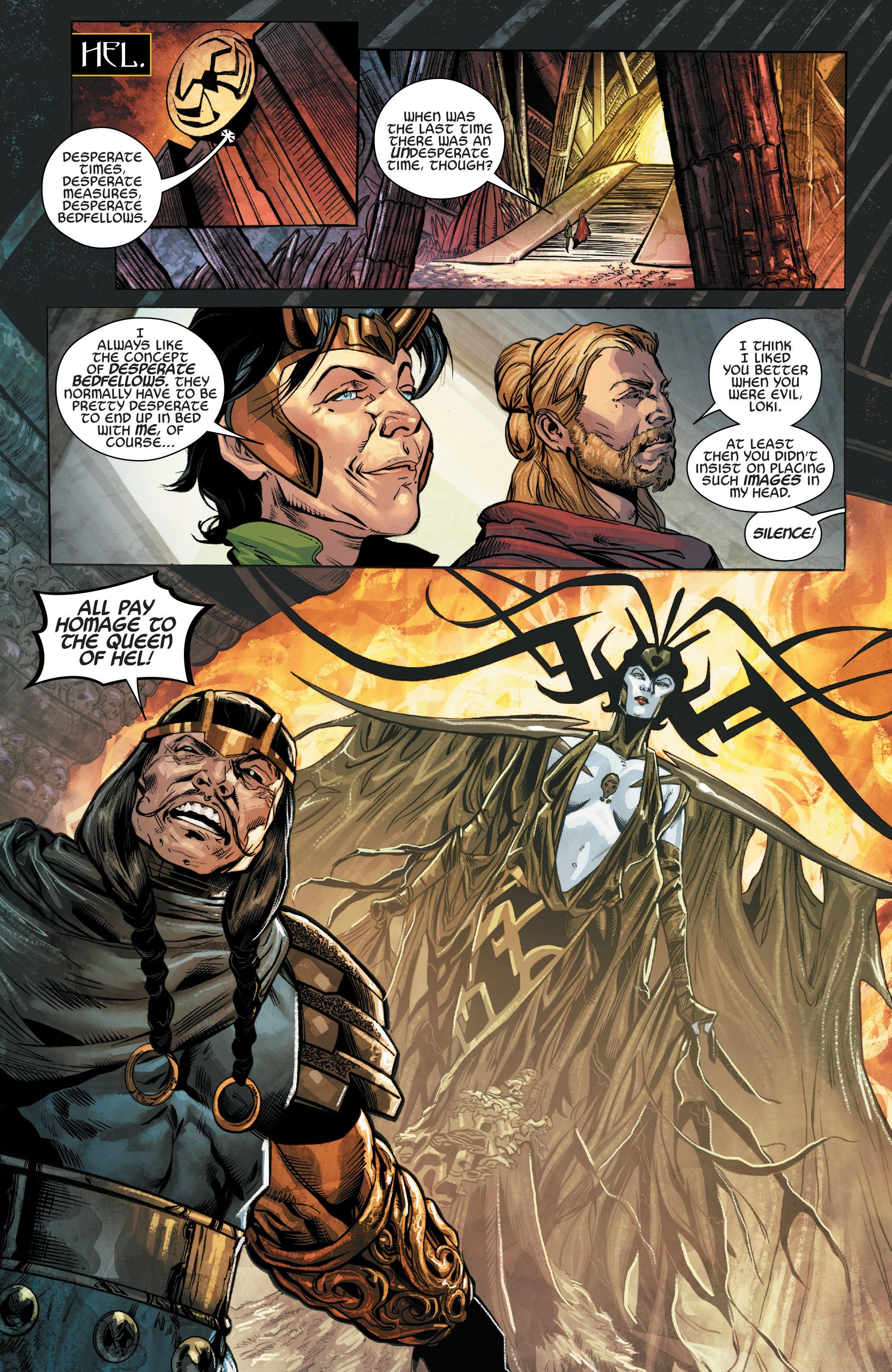 Read online Angela: Asgard's Assassin comic -  Issue #3 - 20