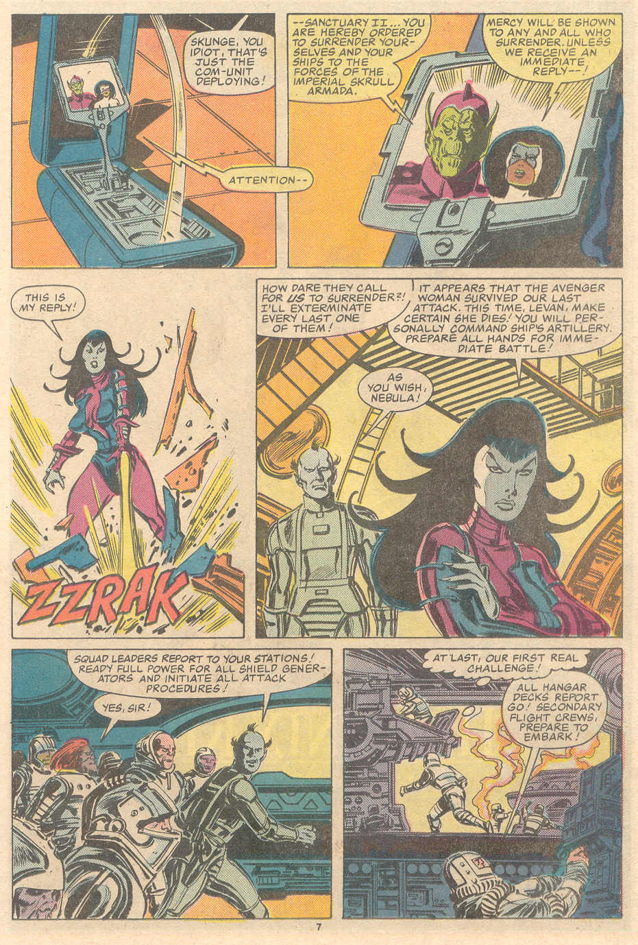 The Avengers (1963) 260 Page 7