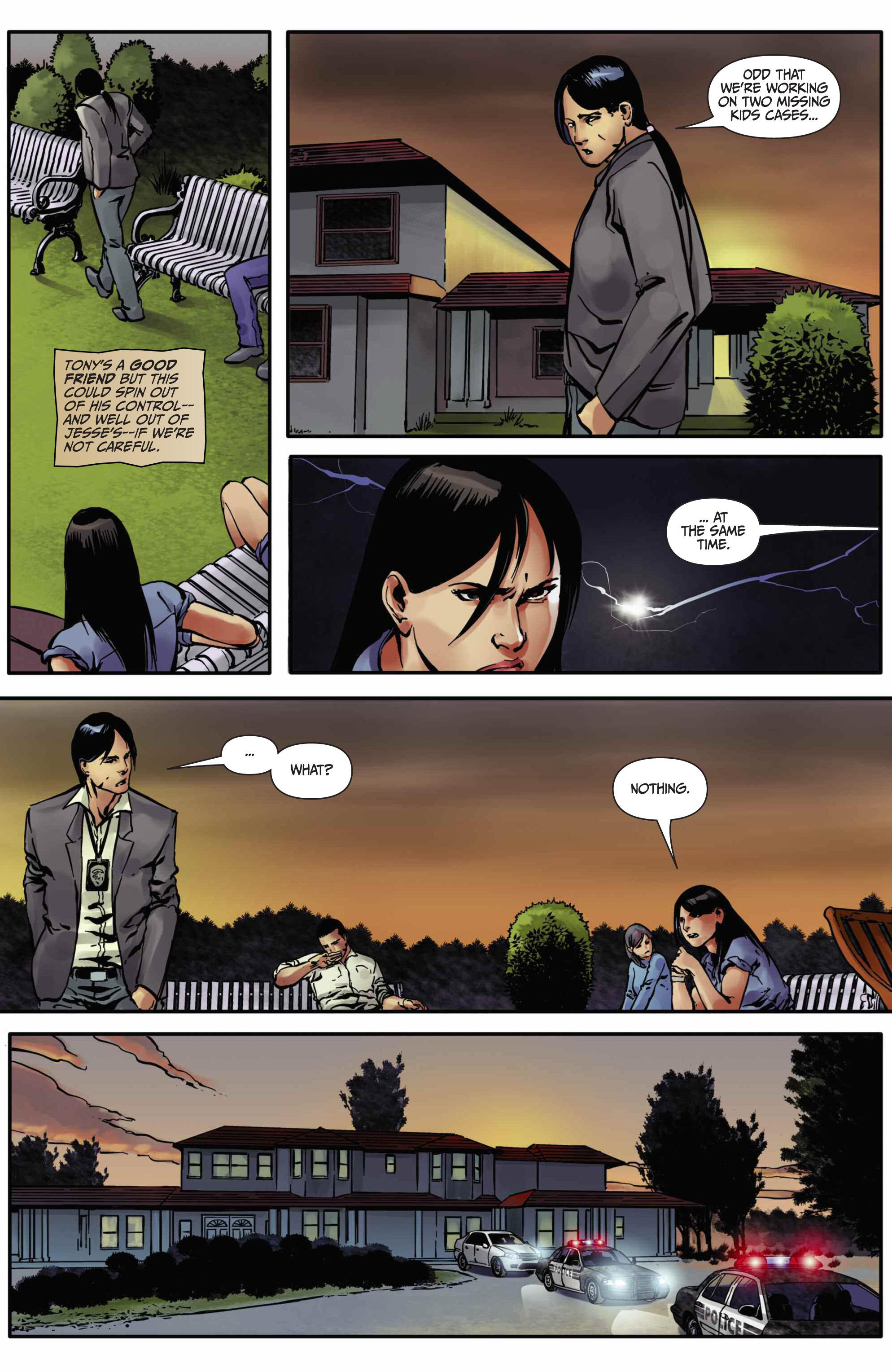 Read online Mercy Thompson comic -  Issue #5 - 8