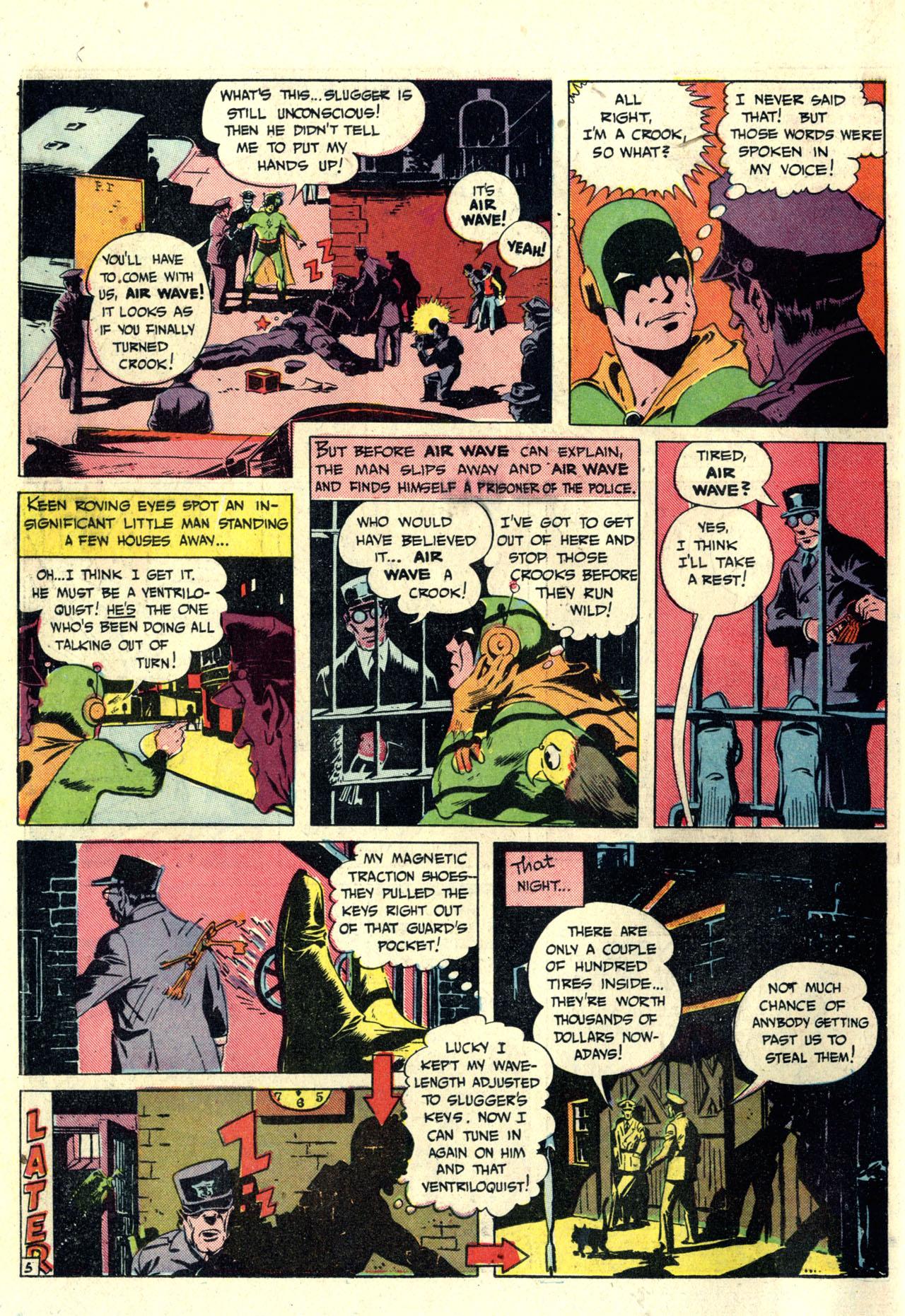 Read online Detective Comics (1937) comic -  Issue #76 - 46