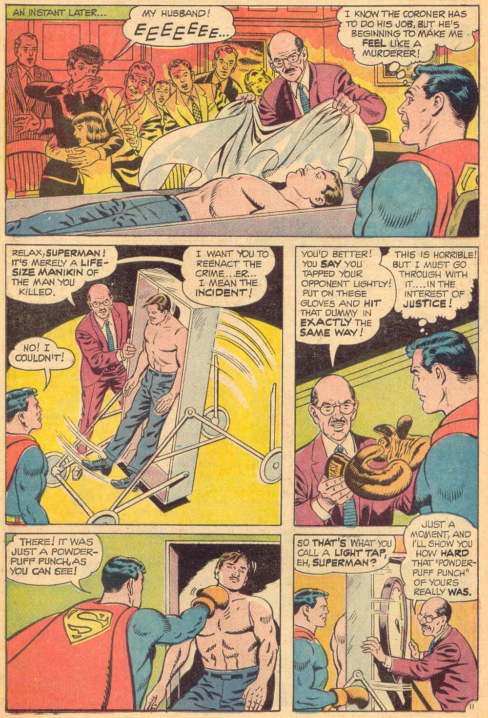 Read online Action Comics (1938) comic -  Issue #358 - 15
