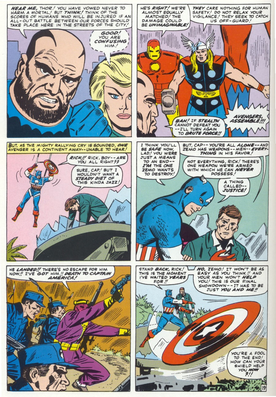 The Avengers (1963) 15 Page 19