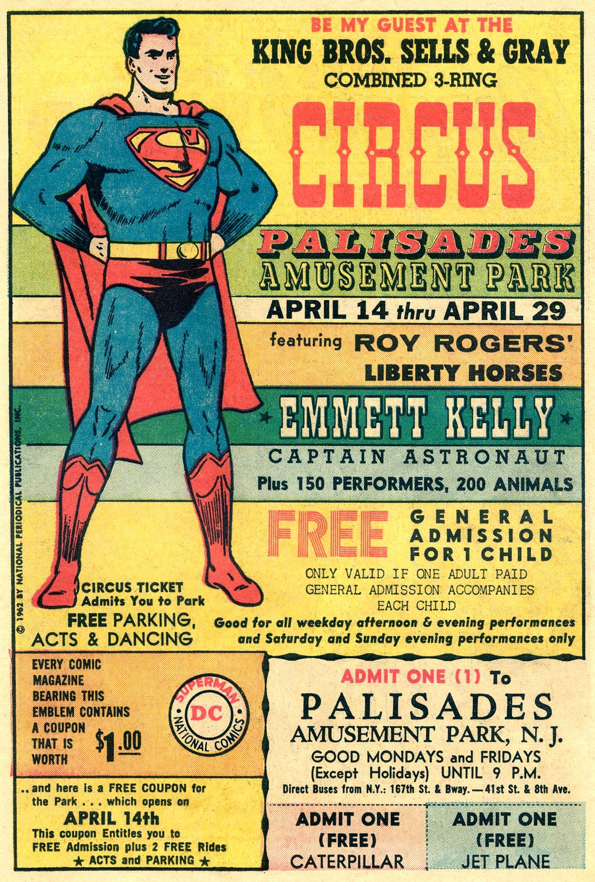 Read online Adventure Comics (1938) comic -  Issue #296 - 19