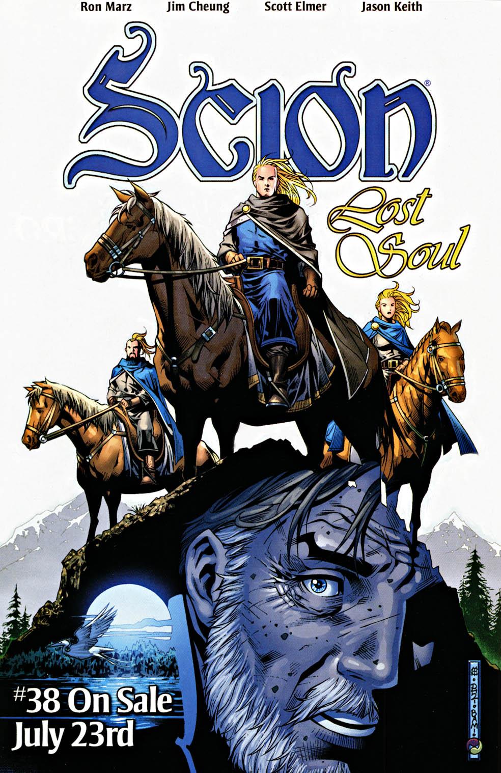 Read online Scion comic -  Issue #37 - 26