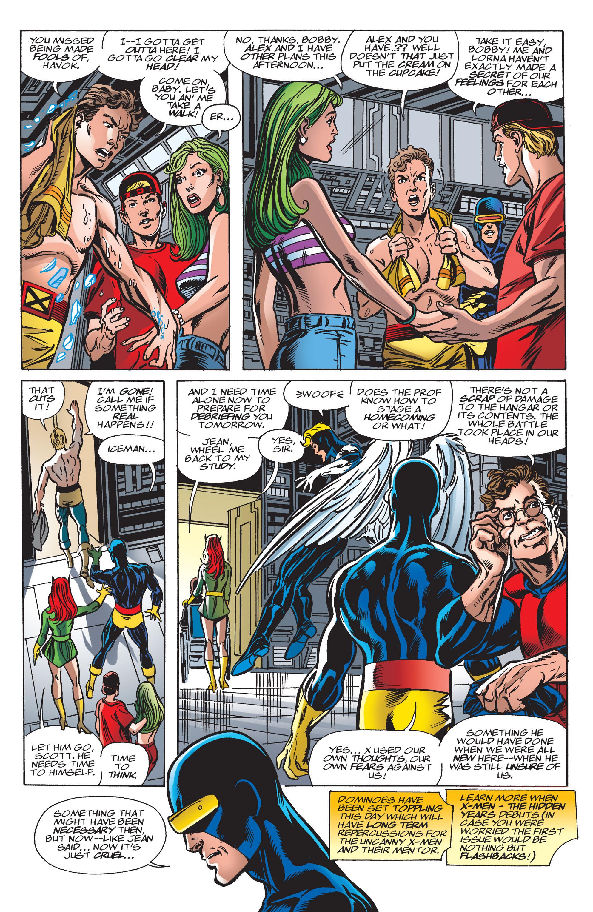 X-Men (1991) 94 Page 32