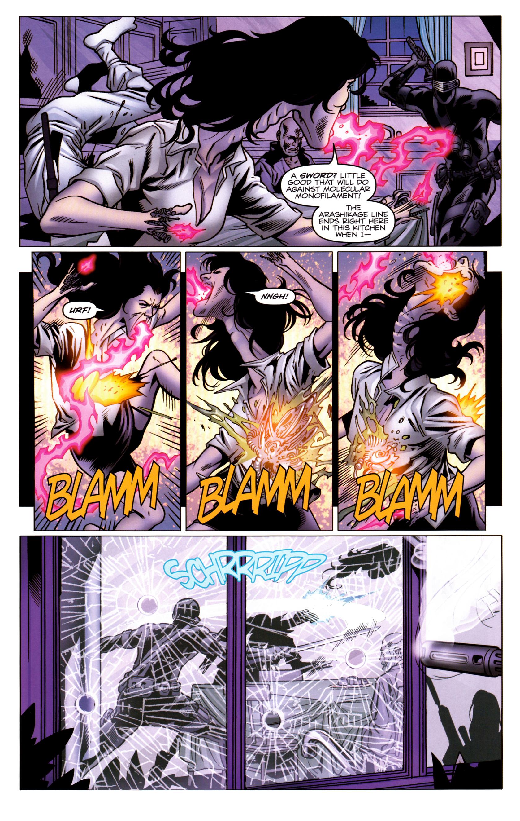 G.I. Joe: A Real American Hero 176 Page 22
