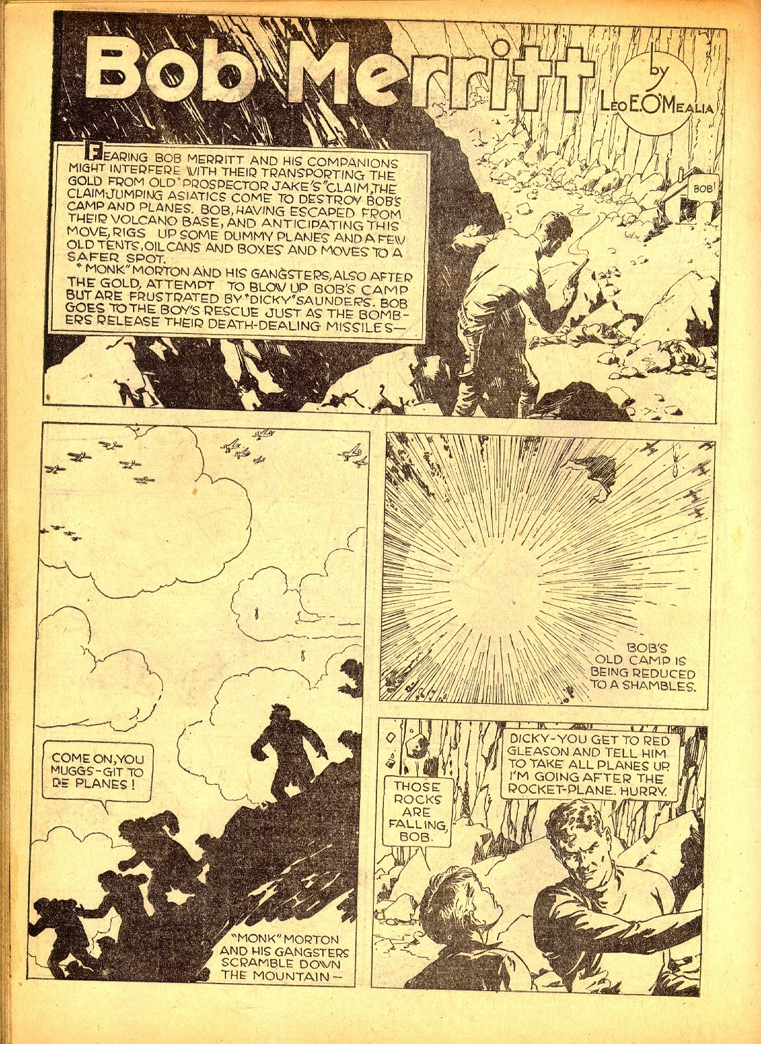 Double Action Comics issue 2 - Page 24