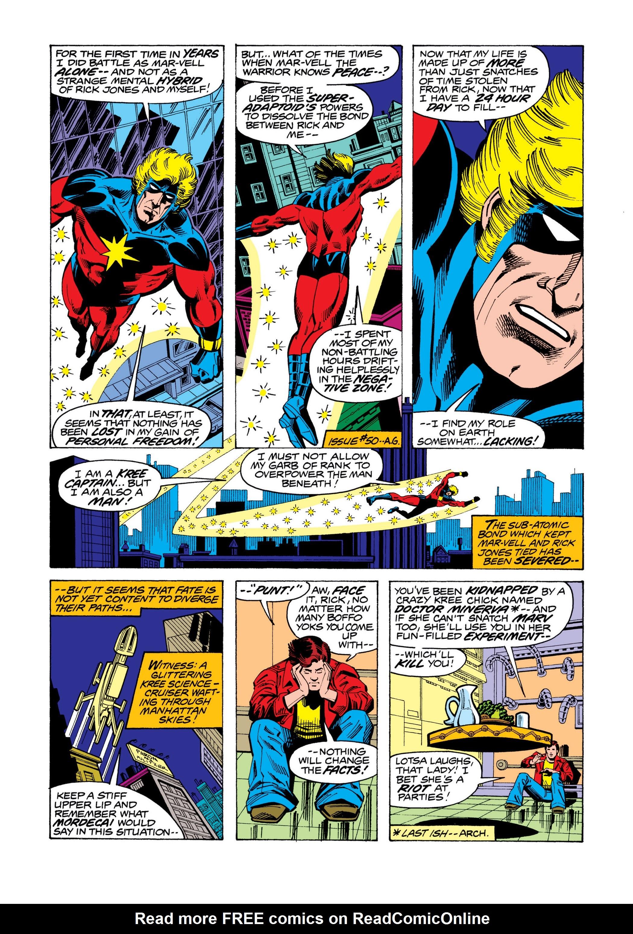 Marvel Masterworks: Captain Marvel TPB_5_(Part_2) Page 1