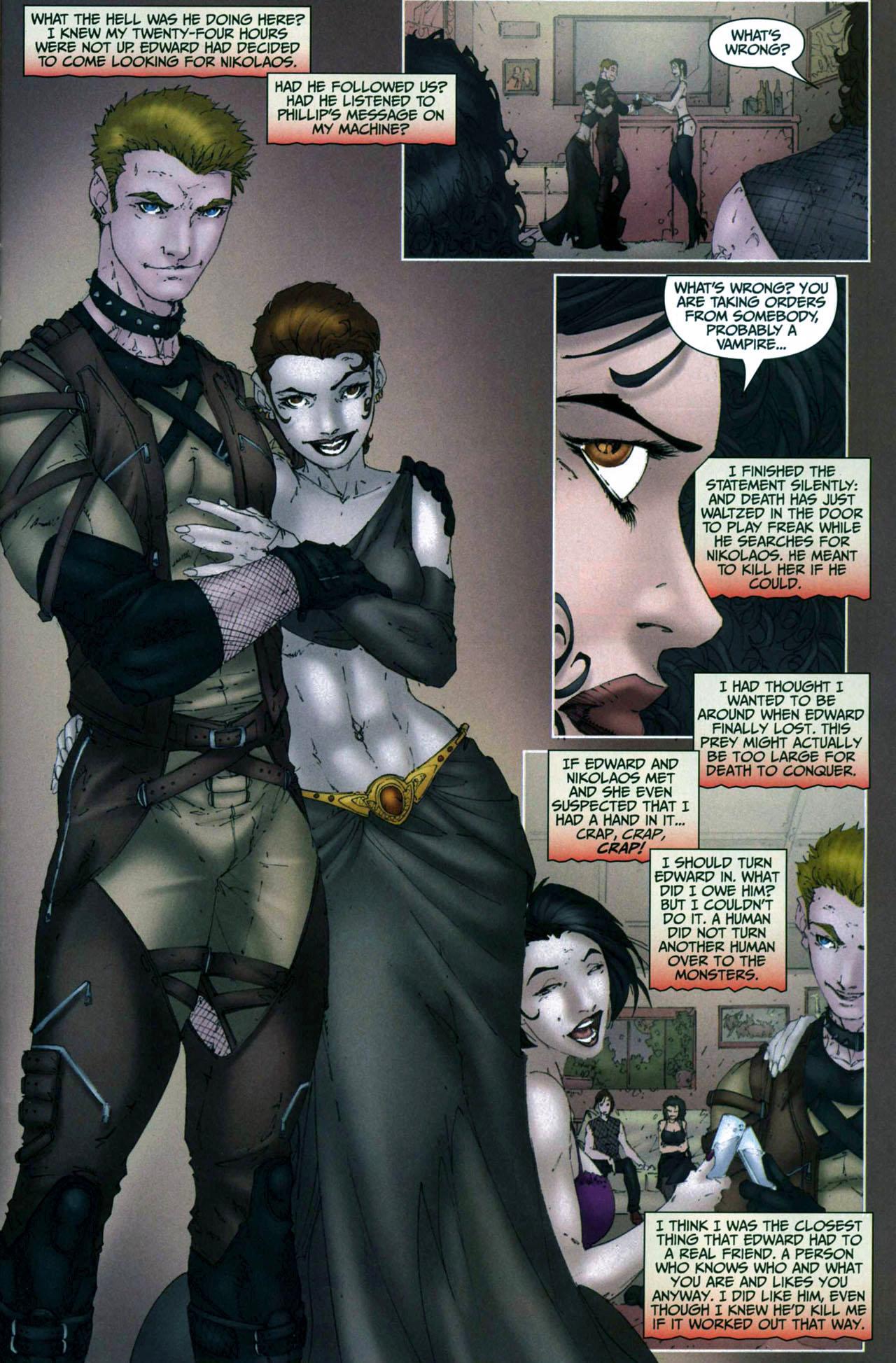 Read online Anita Blake, Vampire Hunter: Guilty Pleasures comic -  Issue #6 - 21